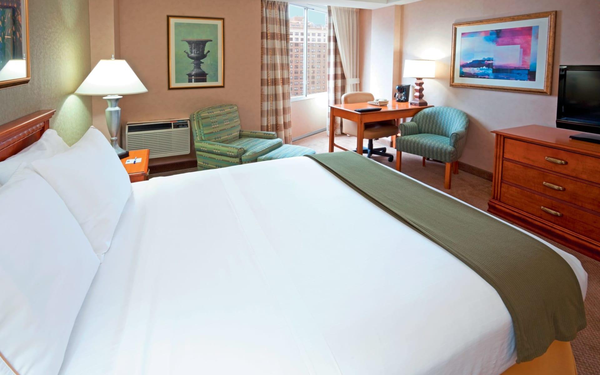 Holiday Inn Express Midtown in Philadelphia: zimmer holiday inn express midtown doppelzimmer