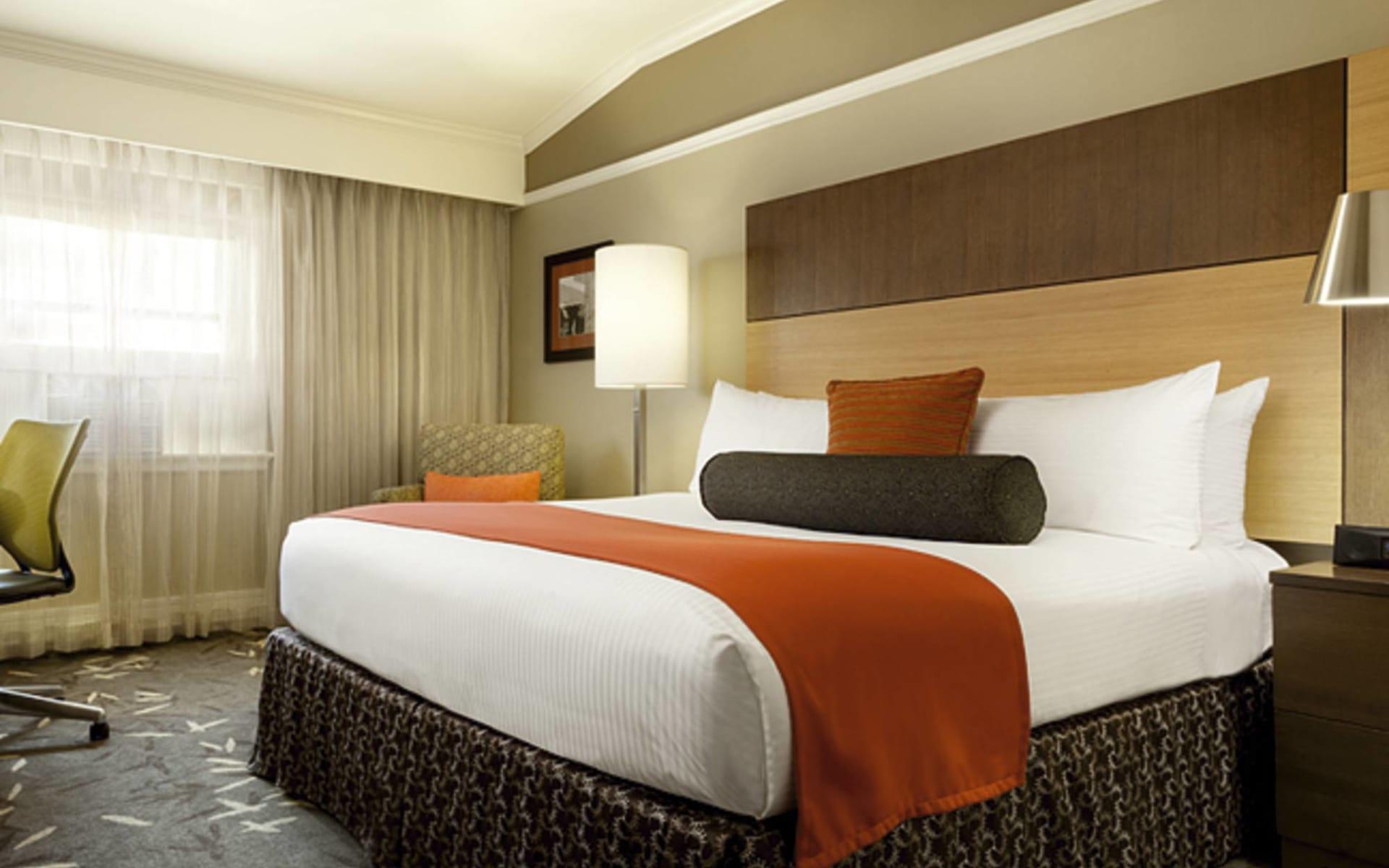 Hotel Abri in San Francisco: zimmer hotel abri doppelzimmer
