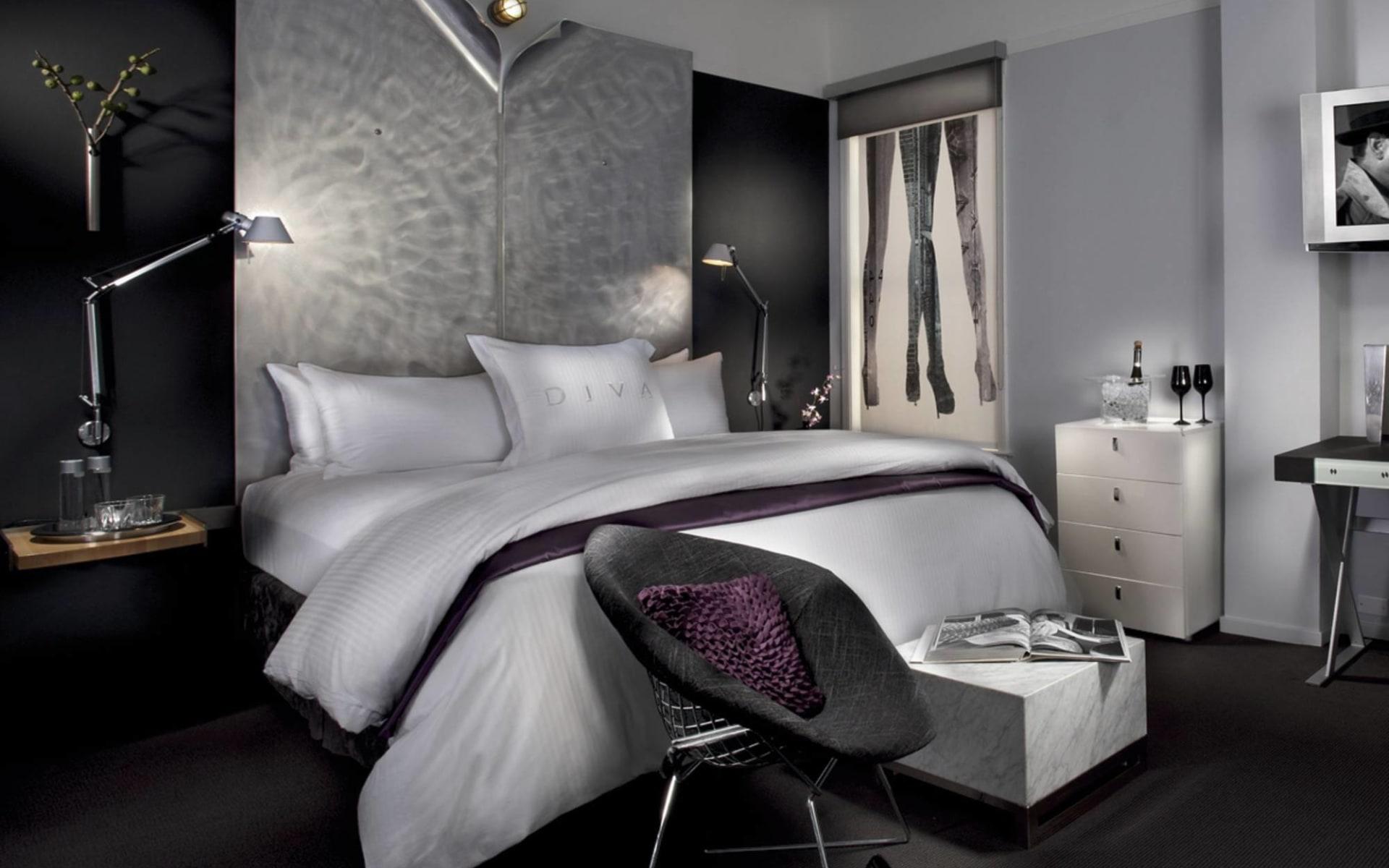 Hotel Diva in San Francisco: zimmer hotel diva doppelzimmer