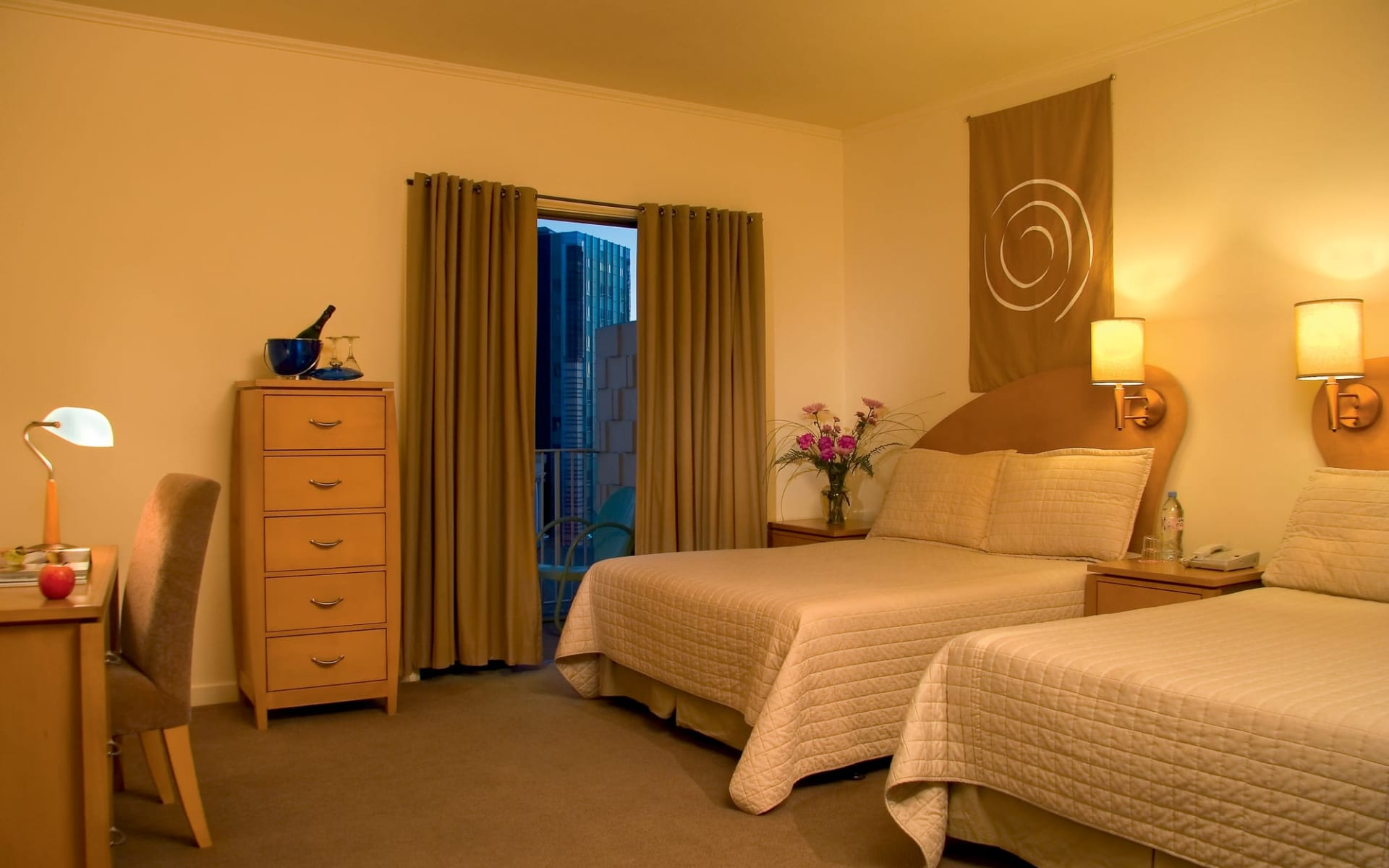 Hotel Metropolis in San Francisco: zimmer hotel metropolis doppelzimmer