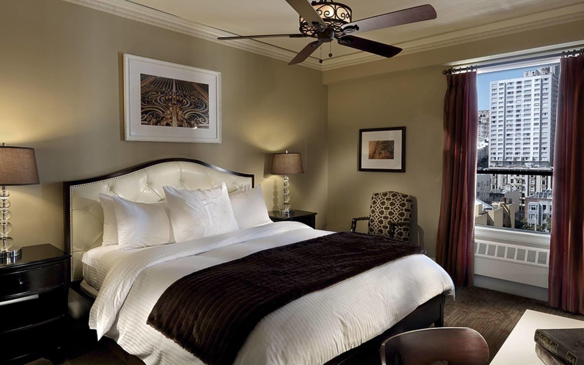 Kensington Park in San Francisco: zimmer kensington park hotel doppelzimmer