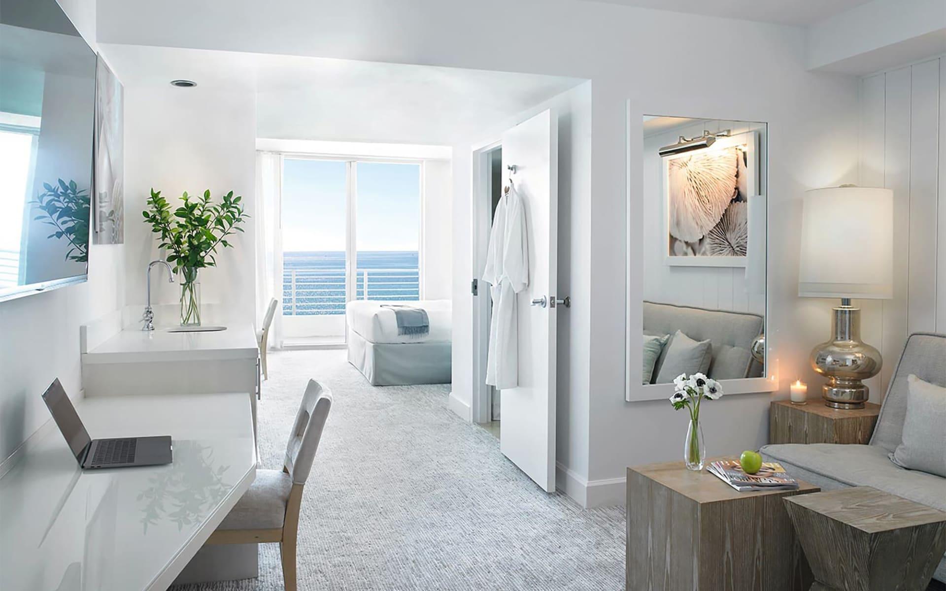 Grand Beach Hotel in Miami Beach: Zimmer_MIA Grand Beach_Gallery Room_ATU