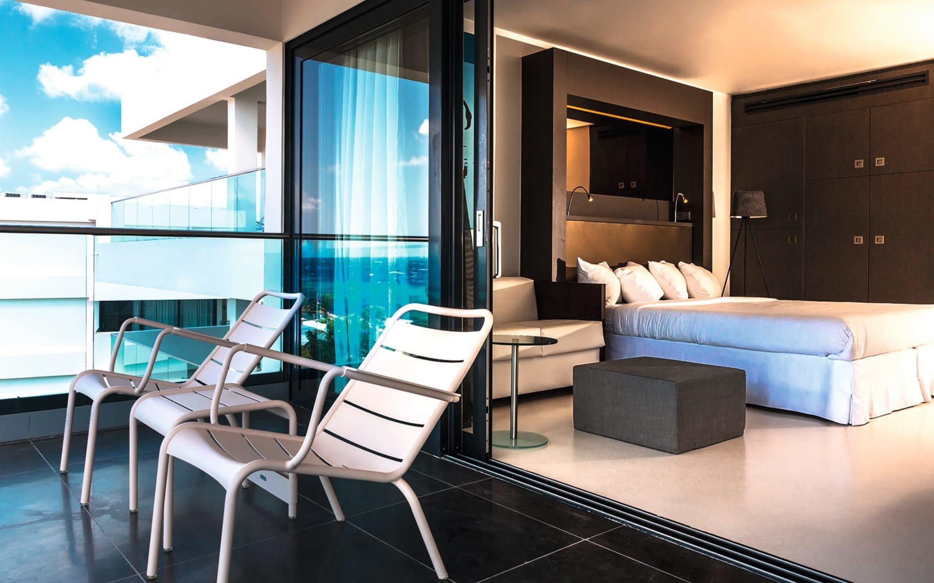 Papagayo Beach Hotel in Curaçao: zimmer papagayo beach hotel doppelzimmer