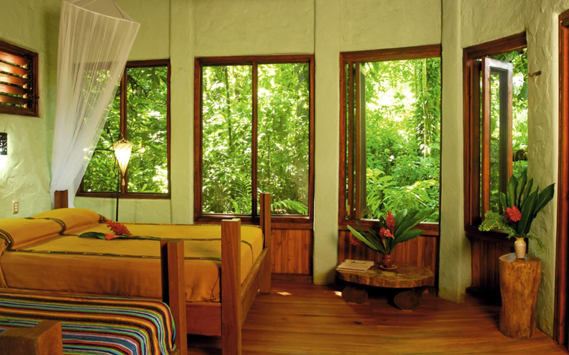 Playa Nicuesa Rainforest Lodge in Golfito: zimmer playa nicuesa doppelzimmer