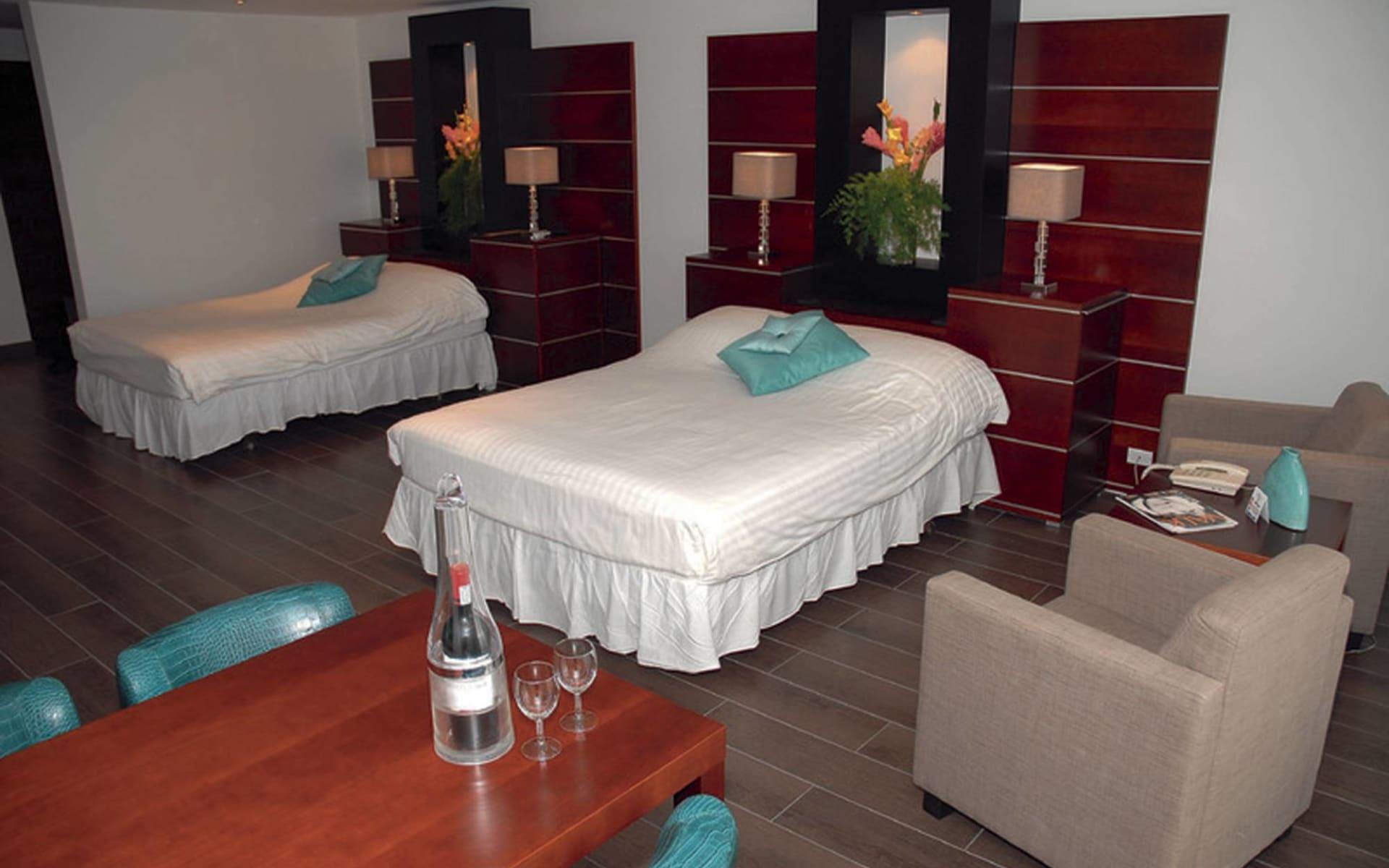 Plaza Resort Bonaire: zimmer plaza resort bonaire twinbedzimmer