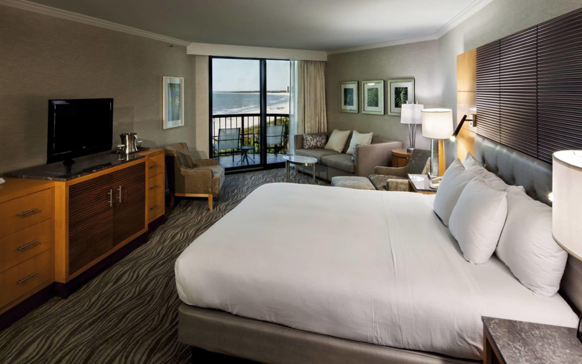 Hilton Marco Island Resort: zimmer port of the islands resort doppelzimmer