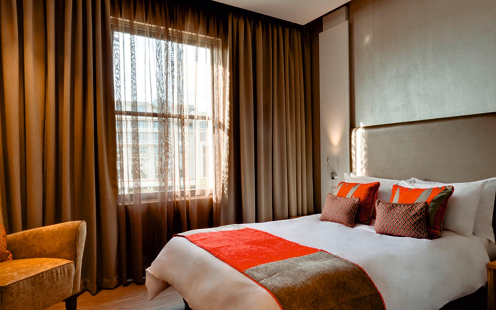 Protea Hotel Breakwater Lodge in Kapstadt: zimmer Protea Hotel Breakwater Standard Bedroom