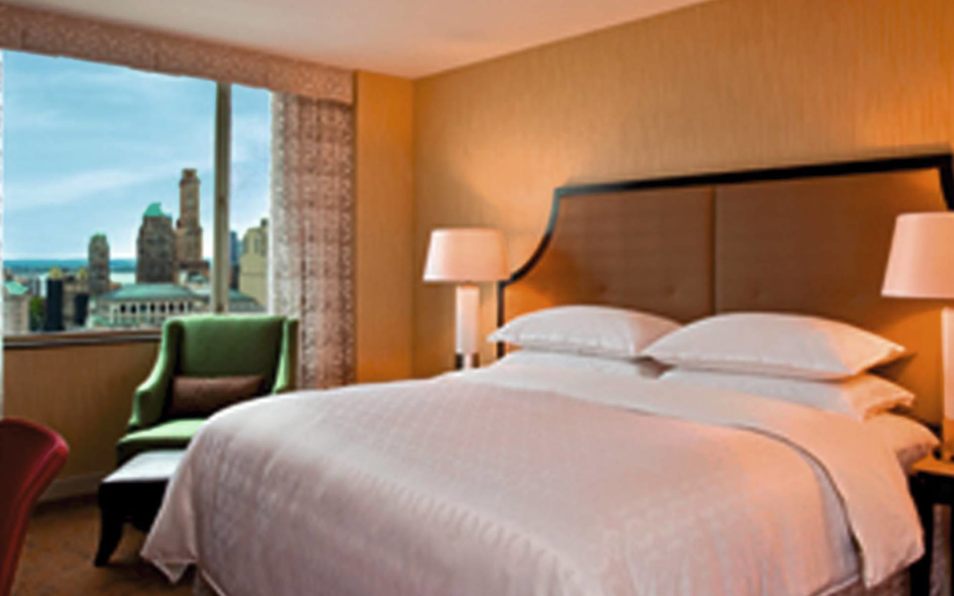 Sheraton Brooklyn New York Hotel in New York - Brooklyn: zimmer sheraton brooklyn doppelzimmer