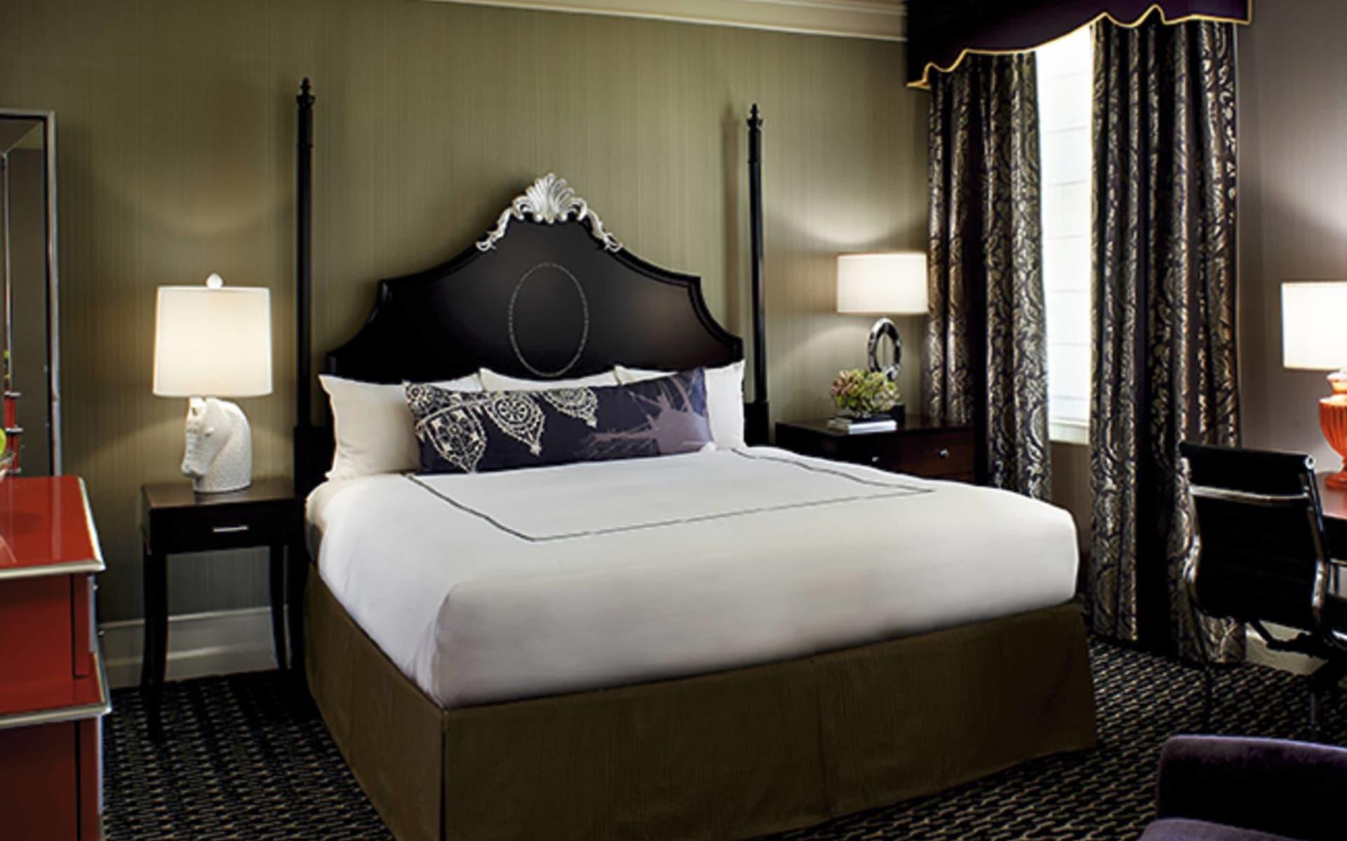Sir Francis Drake Hotel in San Francisco: zimmer sir francis drake hotel a kimpton hotel doppelzimmer