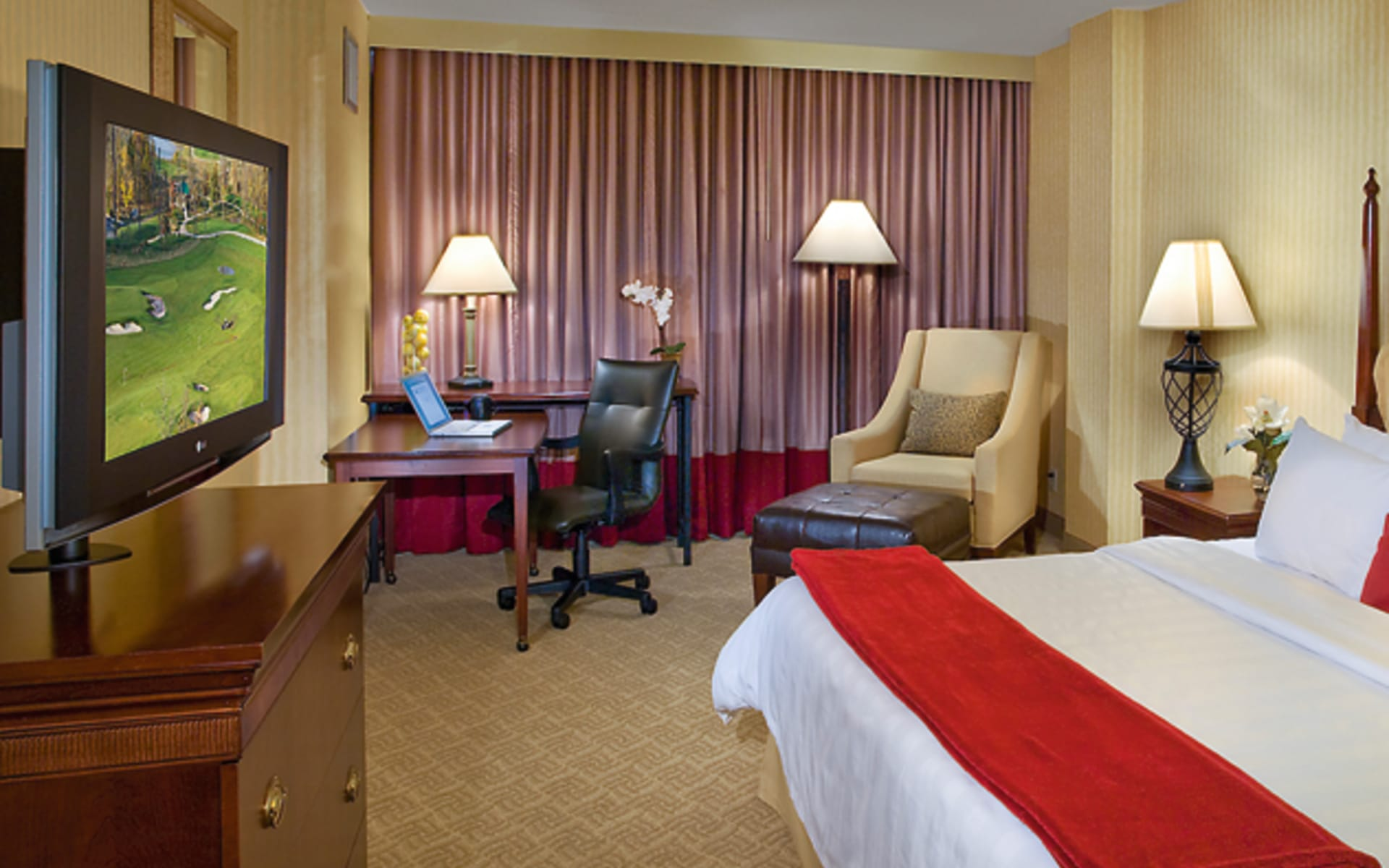 Sonesta Hotel Philadelphia: zimmer sonesta hotel doppelzimmer