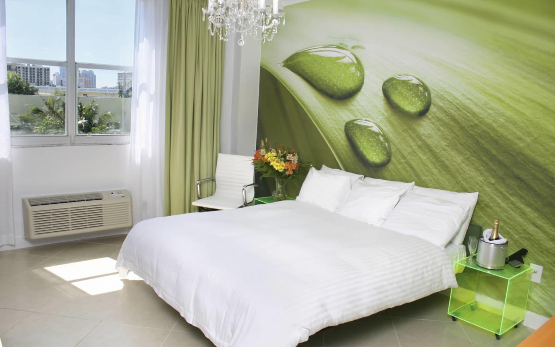 The President Hotel South Beach in Miami Beach: zimmer the president doppelzimmer