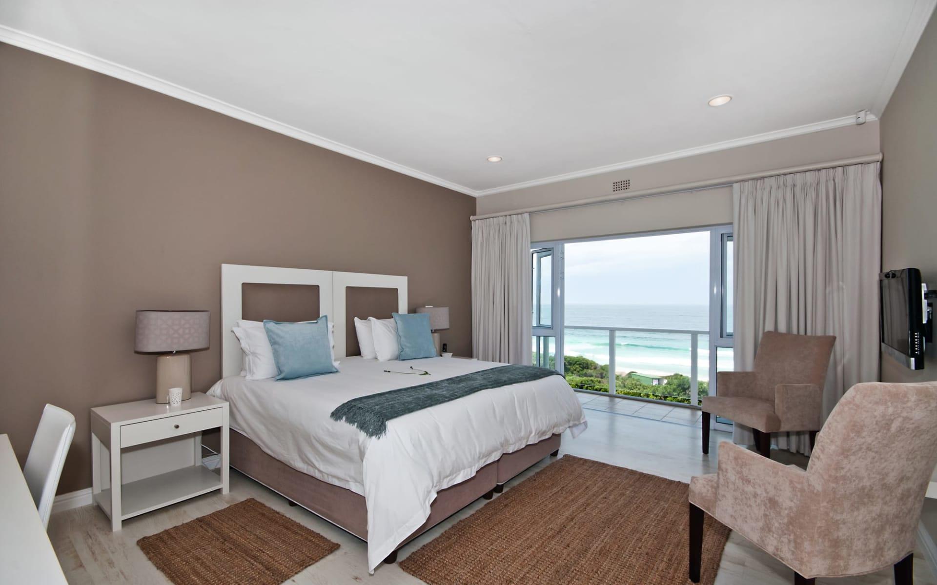 The Robberg Beach Lodge in Plettenberg Bay: zimmer The Robberg Beach Lodge - Robberg House Ocean View Room