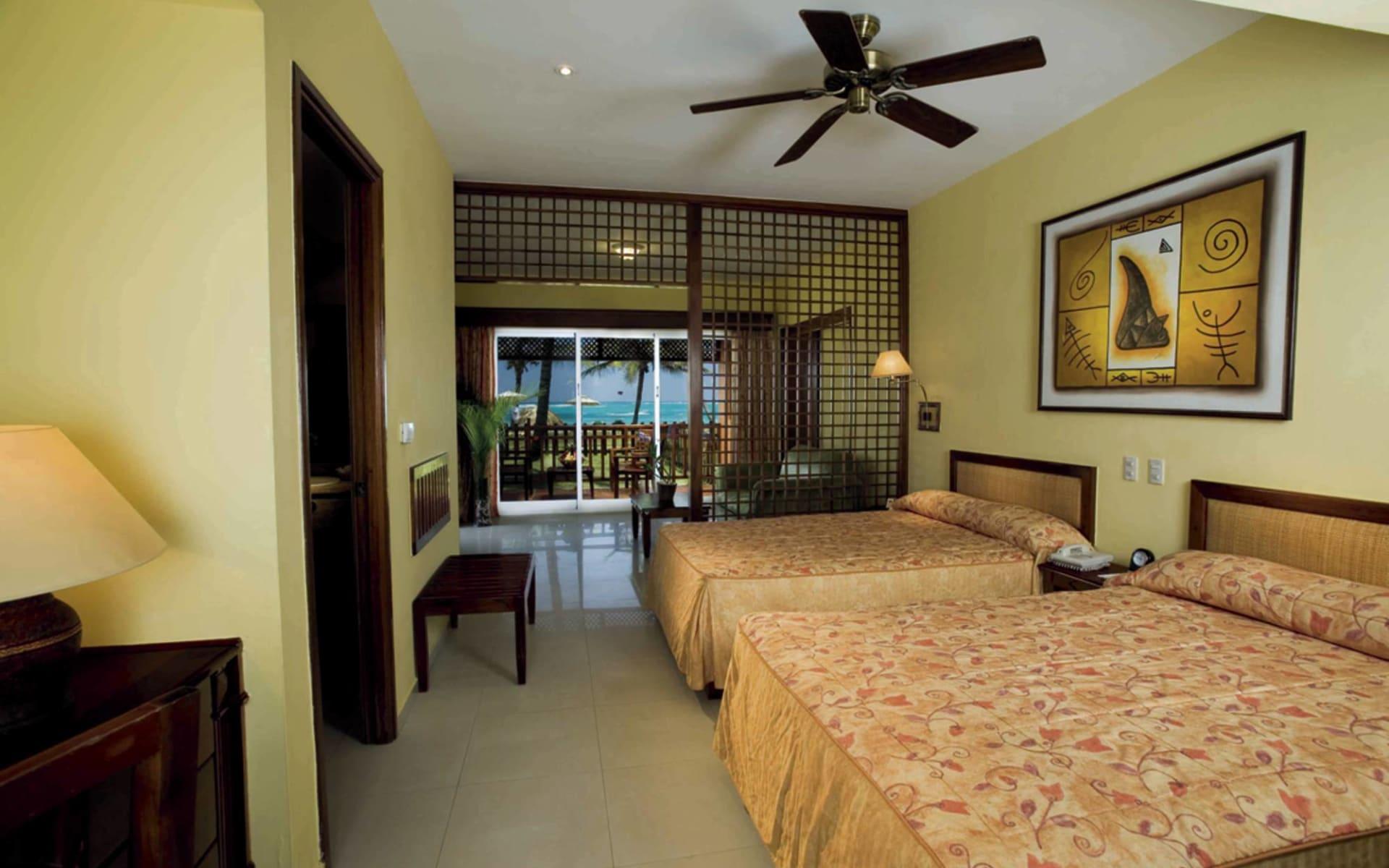 VIK Hotel Cayena Beach in Punta Cana: zimmer vik hotel cayena beach twinbed zimmer