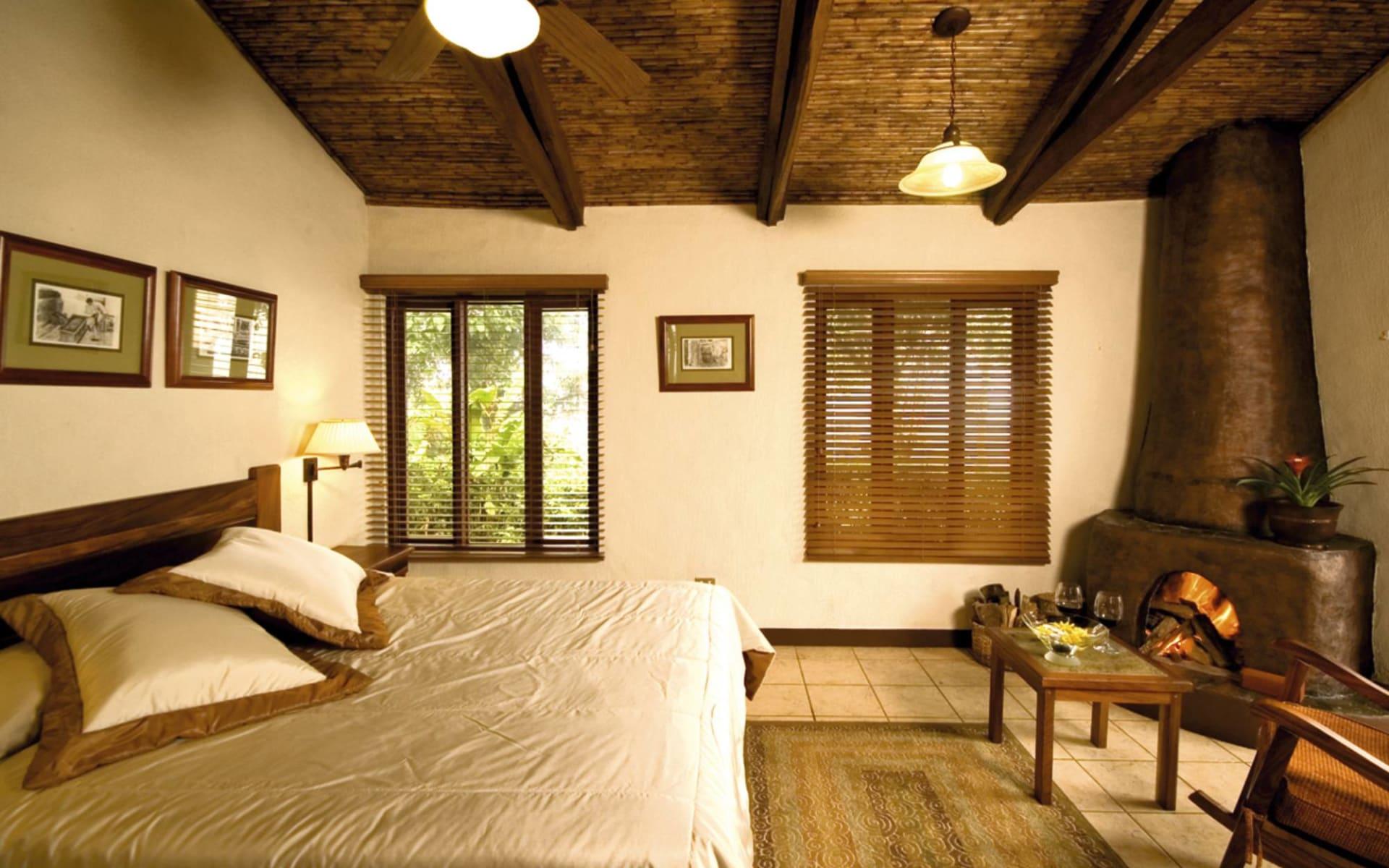 Villa Blanca Cloud Forest Hotel in San Ramon: zimmer villa blanca cloudforest hotel doppelzimmer
