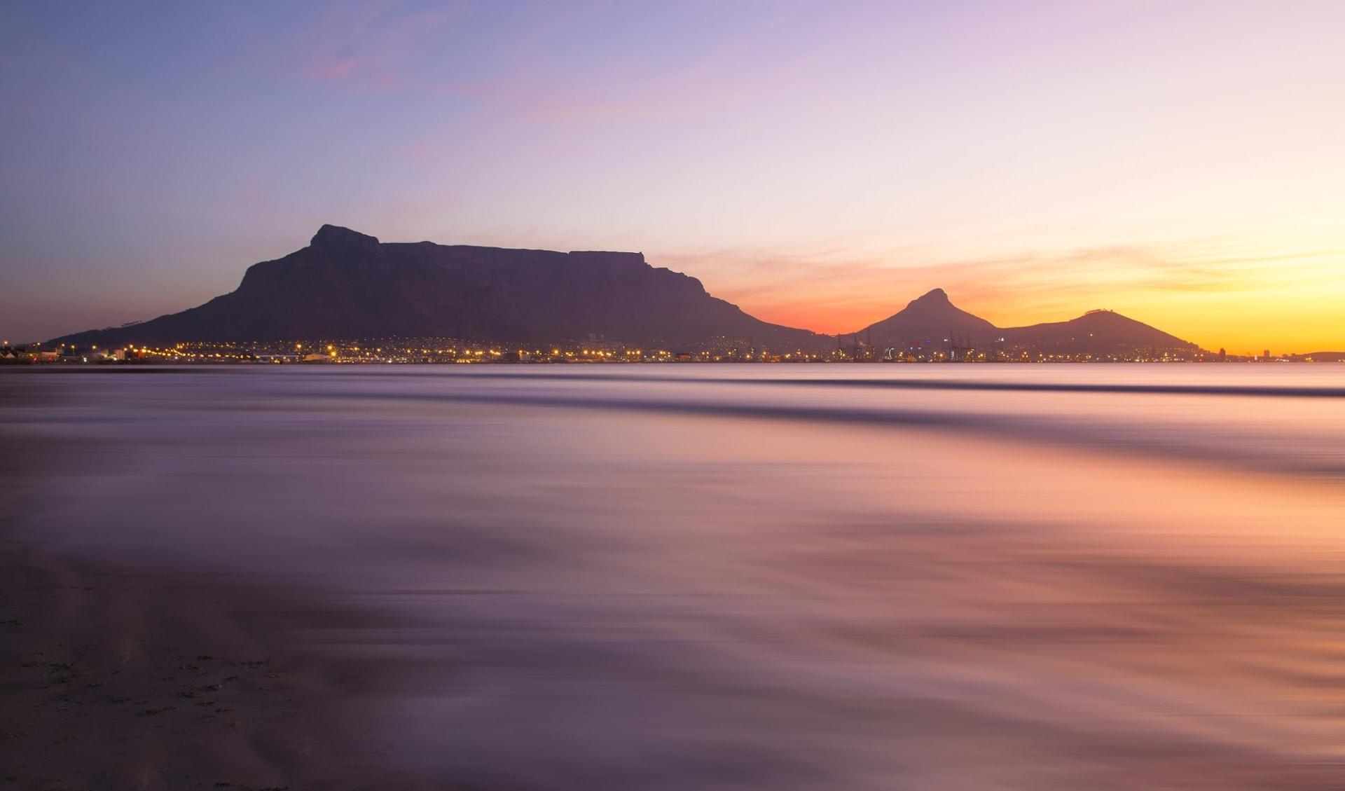 Garden Route, Karoo & Addo Elephant Park ab Kapstadt: