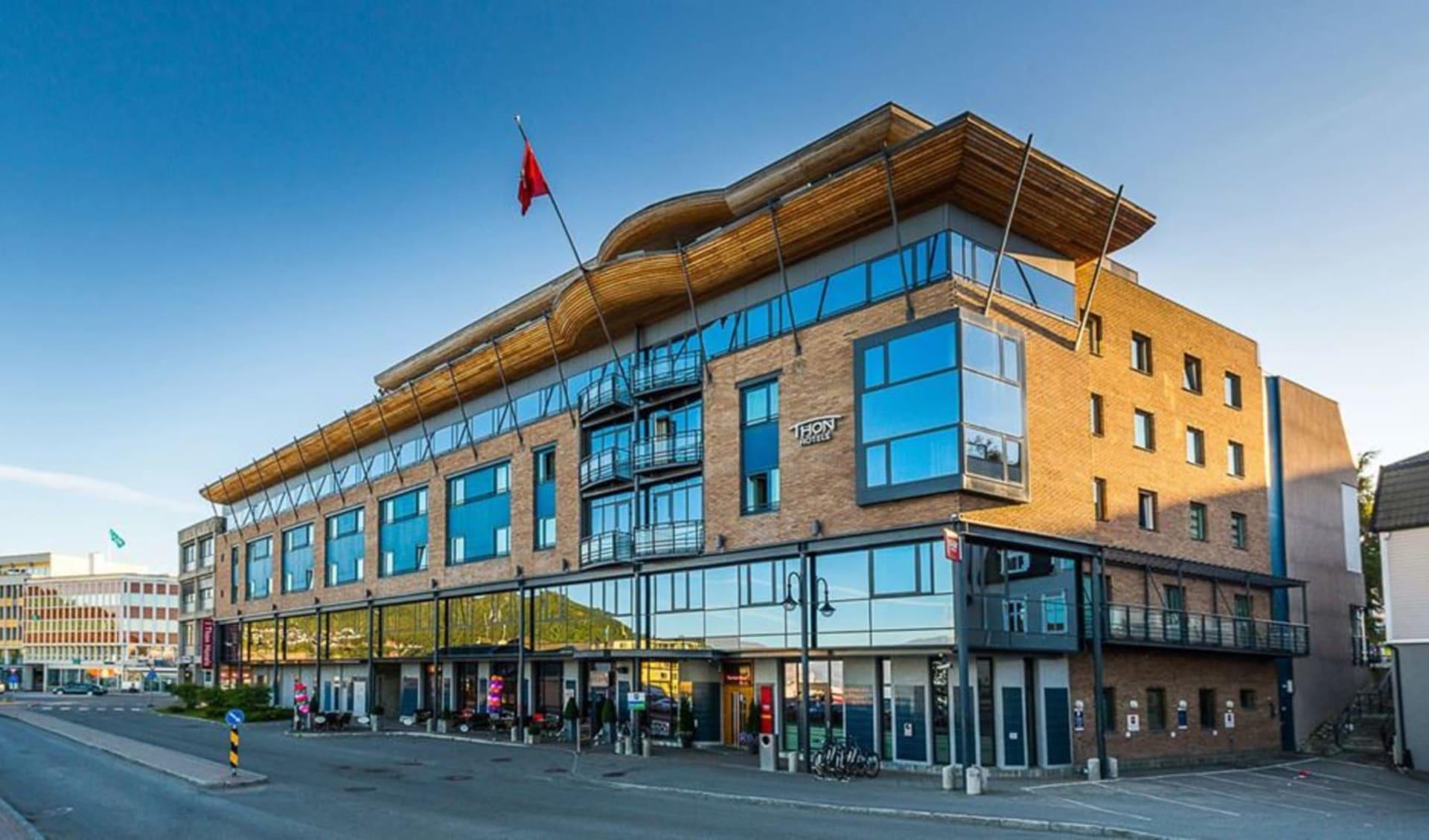 Thon Hotel Harstad: ©Thon Hotels_thon-hotel-harstad-fasade