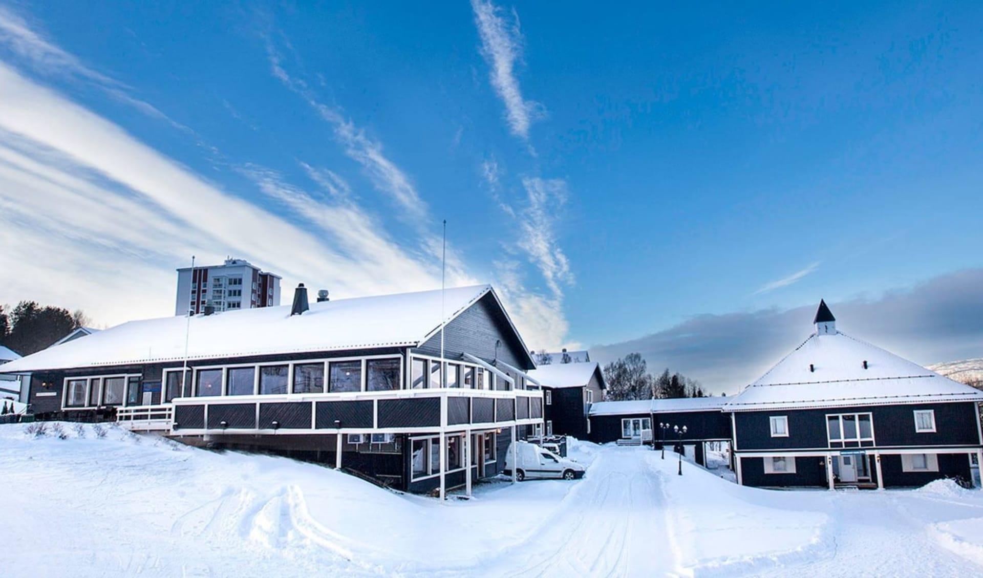 Thon Hotel Narvik: ©Thon Hotels_thon-hotel-narvik-fasade