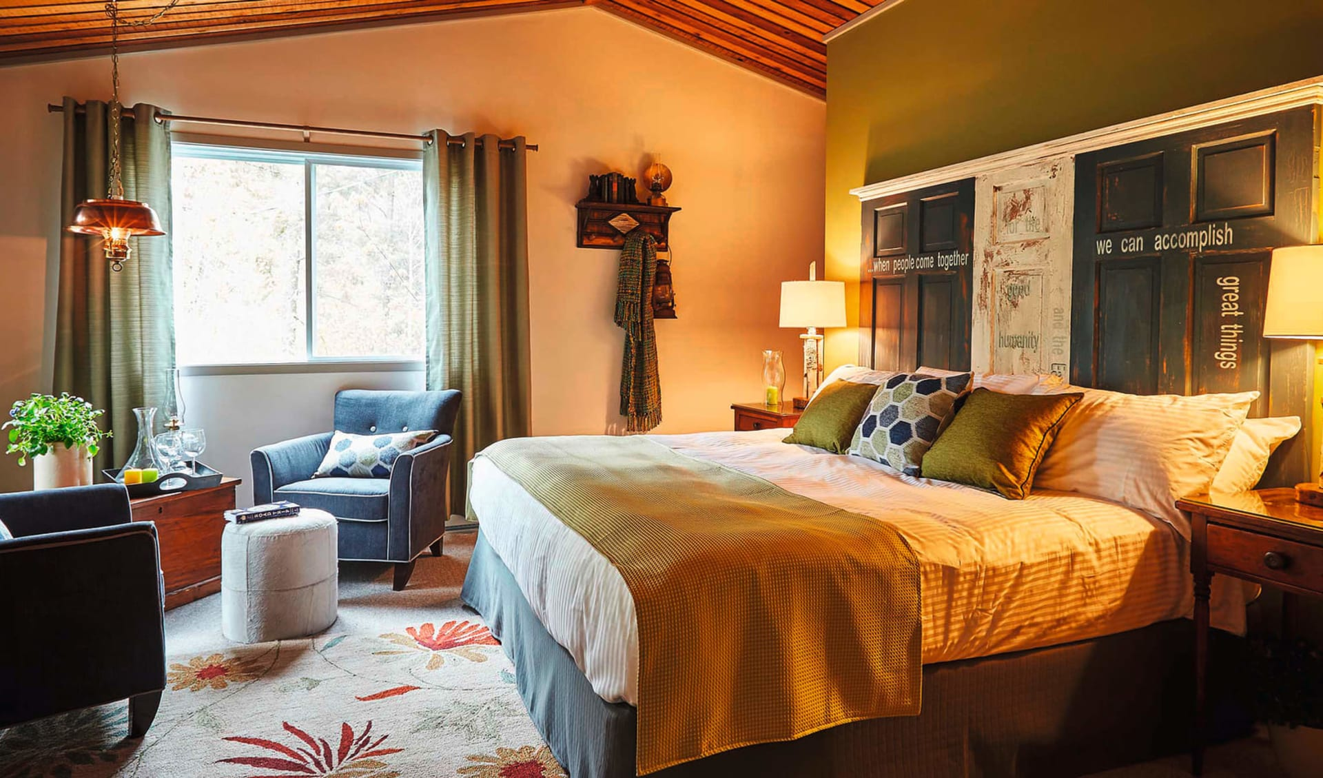 Arowhon Pines in Algonquin Provincial Park: _ Zimmer Arrowhon Pines Doublebed