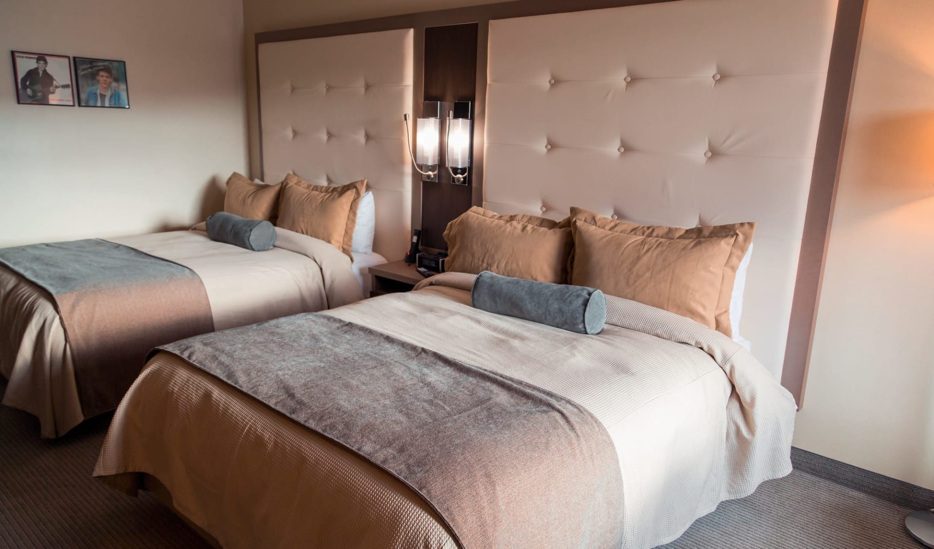 JAG Boutique Hotel in St. John's: Standard Twin Zimmer