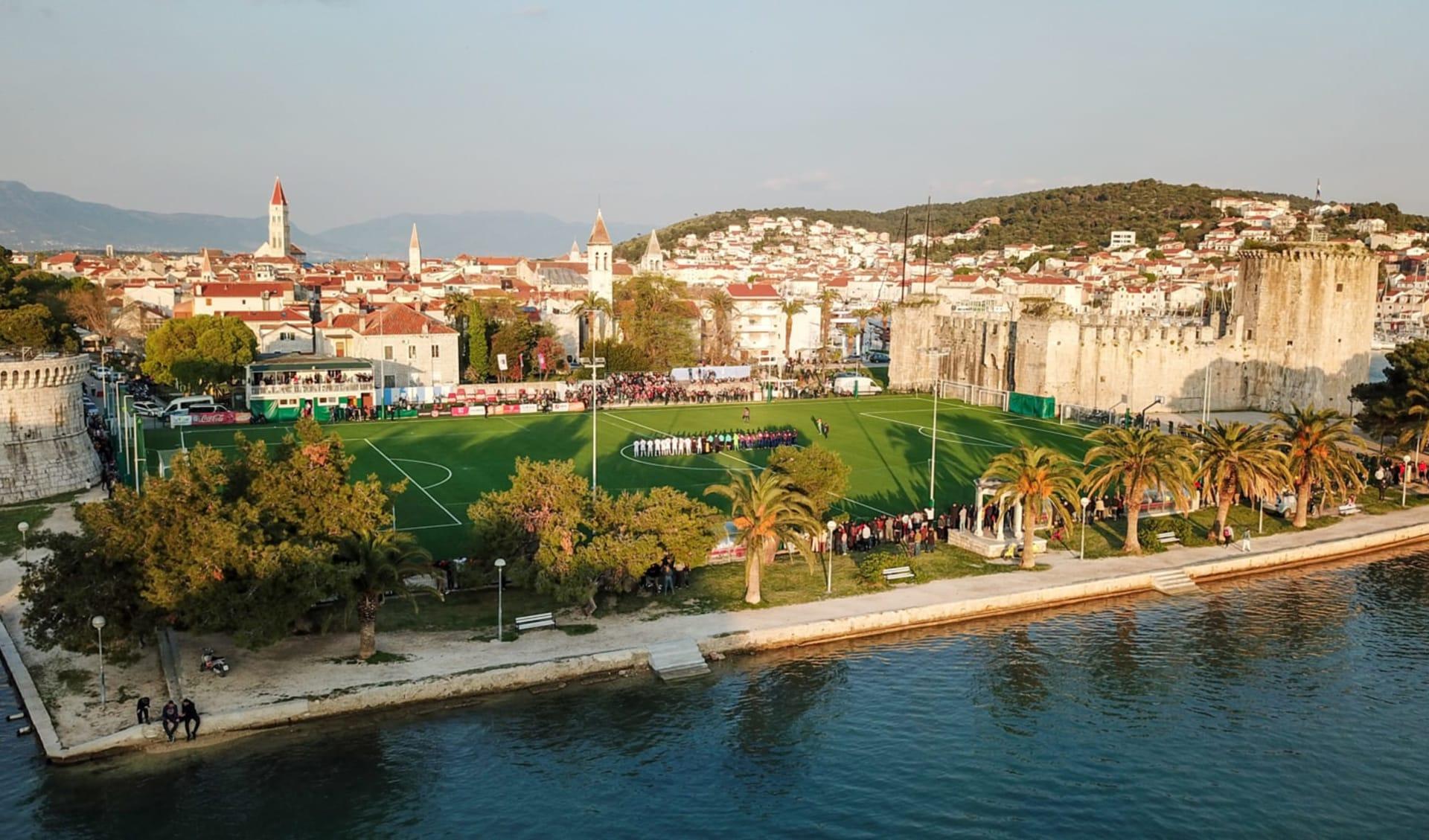Split - Trogir Palace: 1_Batarija1