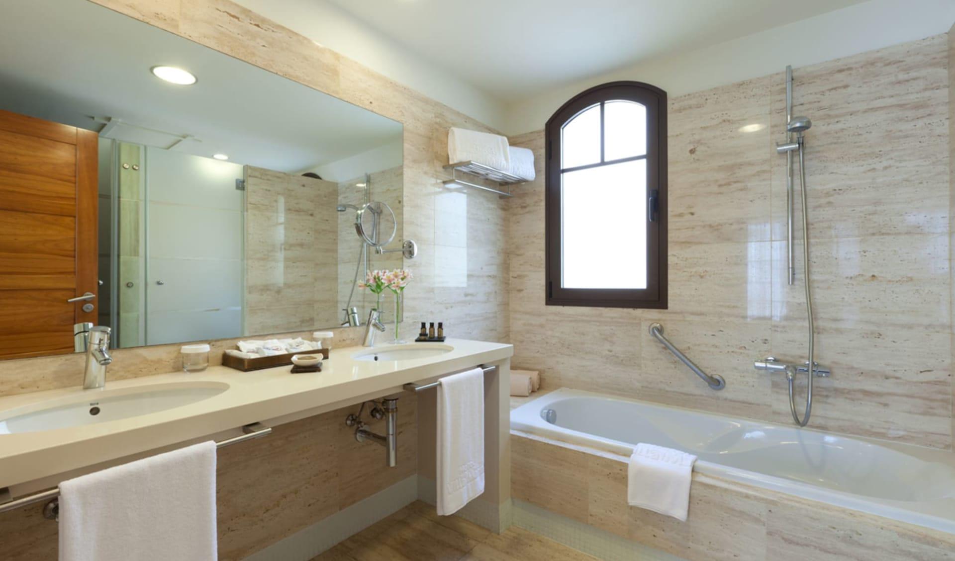 Hotel Suite Villa Maria in Teneriffa: 1 bedroom villa - Bathroom