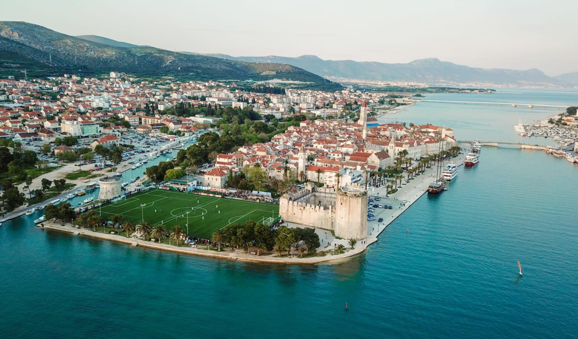 Split - Trogir Palace: A1_Batarija2