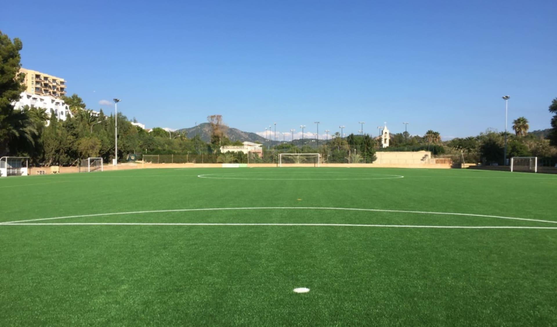 Mallorca - Club Santa Ponsa: A2_Kunstrasen