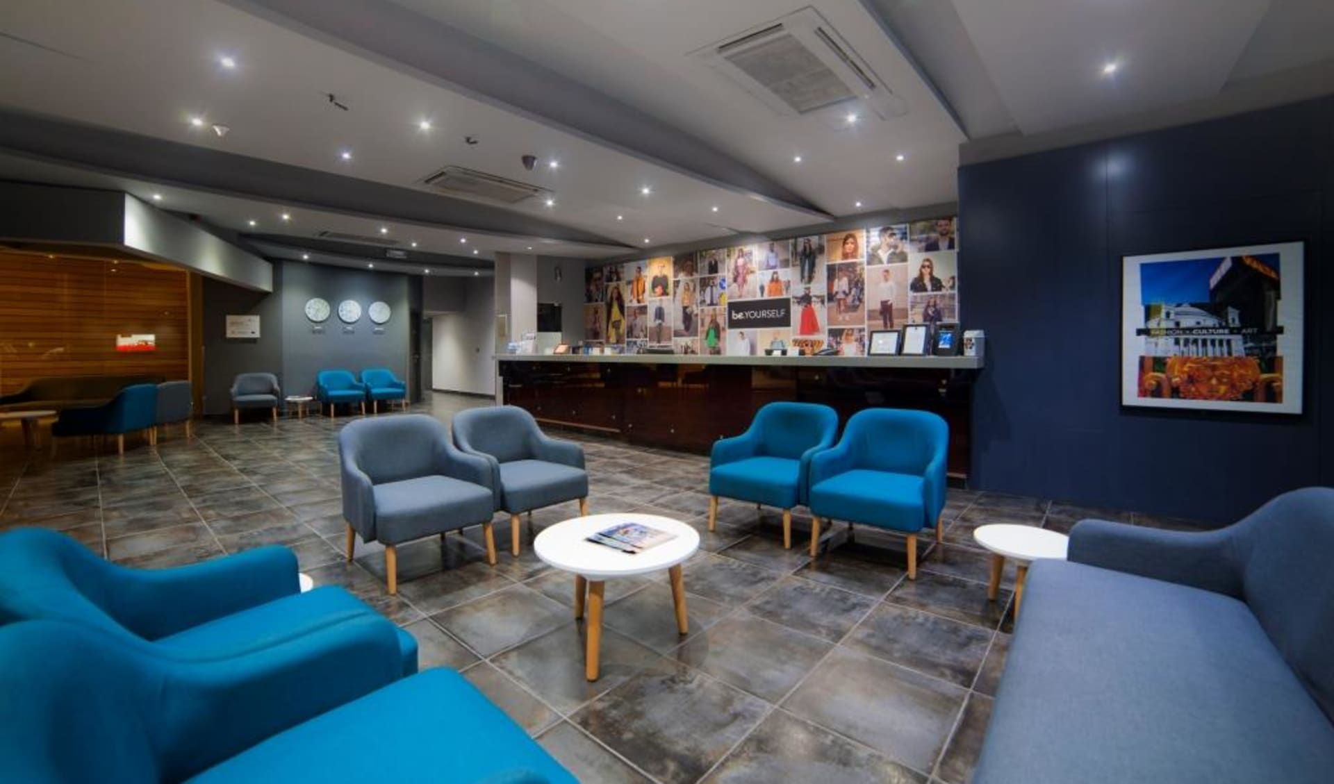Malta - Be Hotel ab St. Julian's: A3_lobby