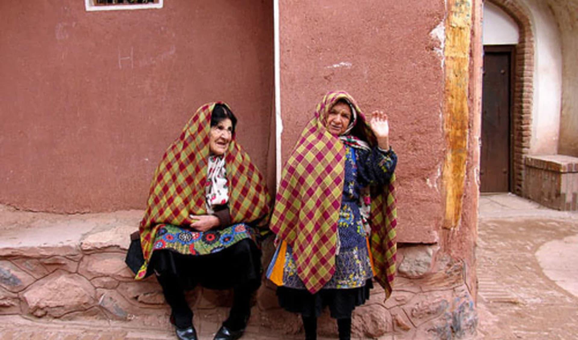 Ein Märchen aus 1001 Nacht ab Teheran: Abyaneh village