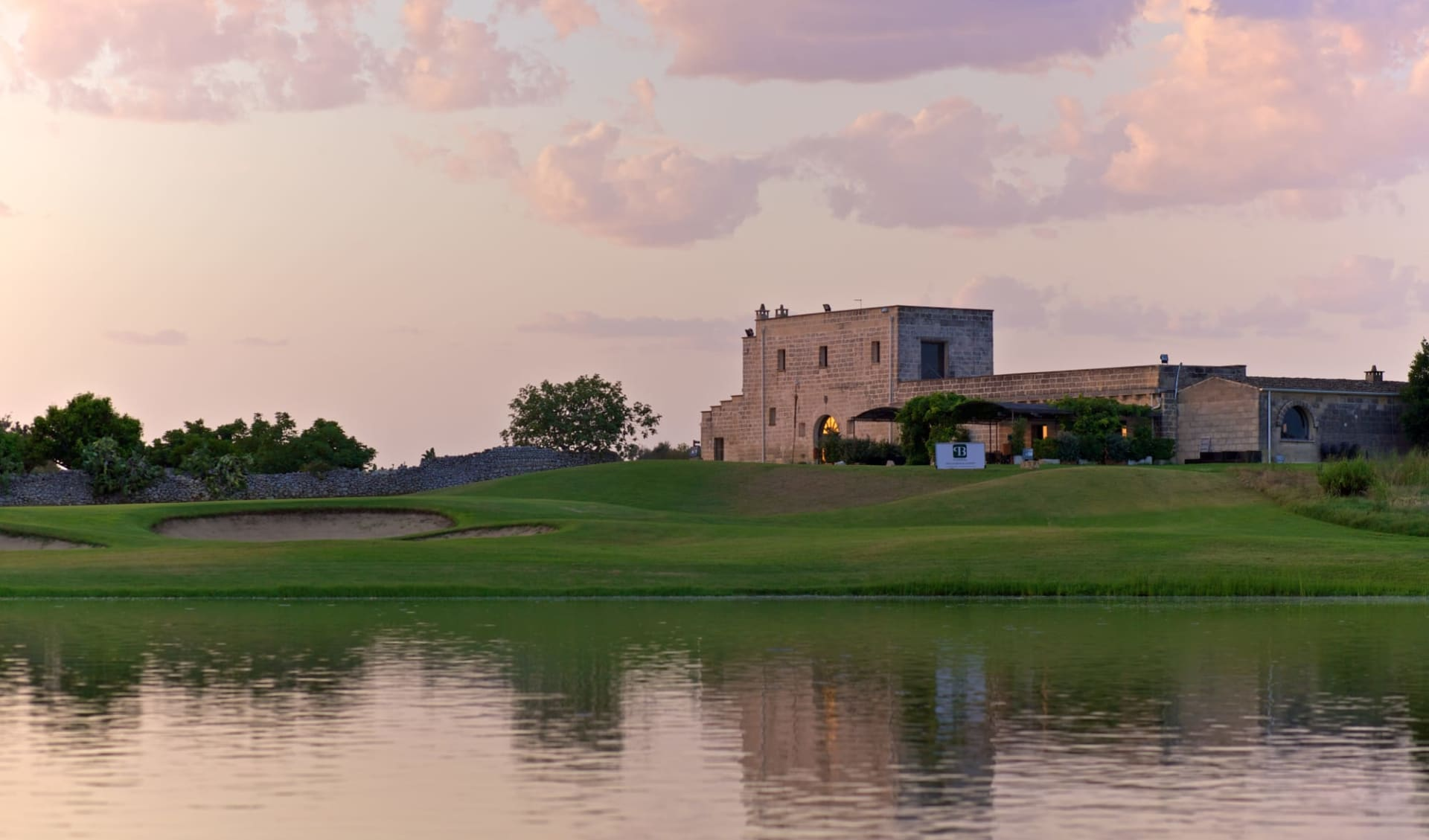 Acaya Golf Resort in Brindisi: Acaya Golf