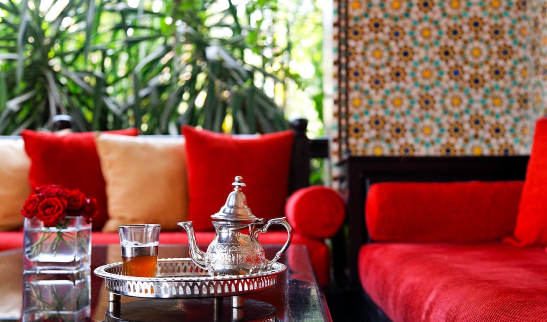 Sofitel Marrakech in Marrakesch: Accueil  Sofitel Marrakech Palais Imperial 1 (2)