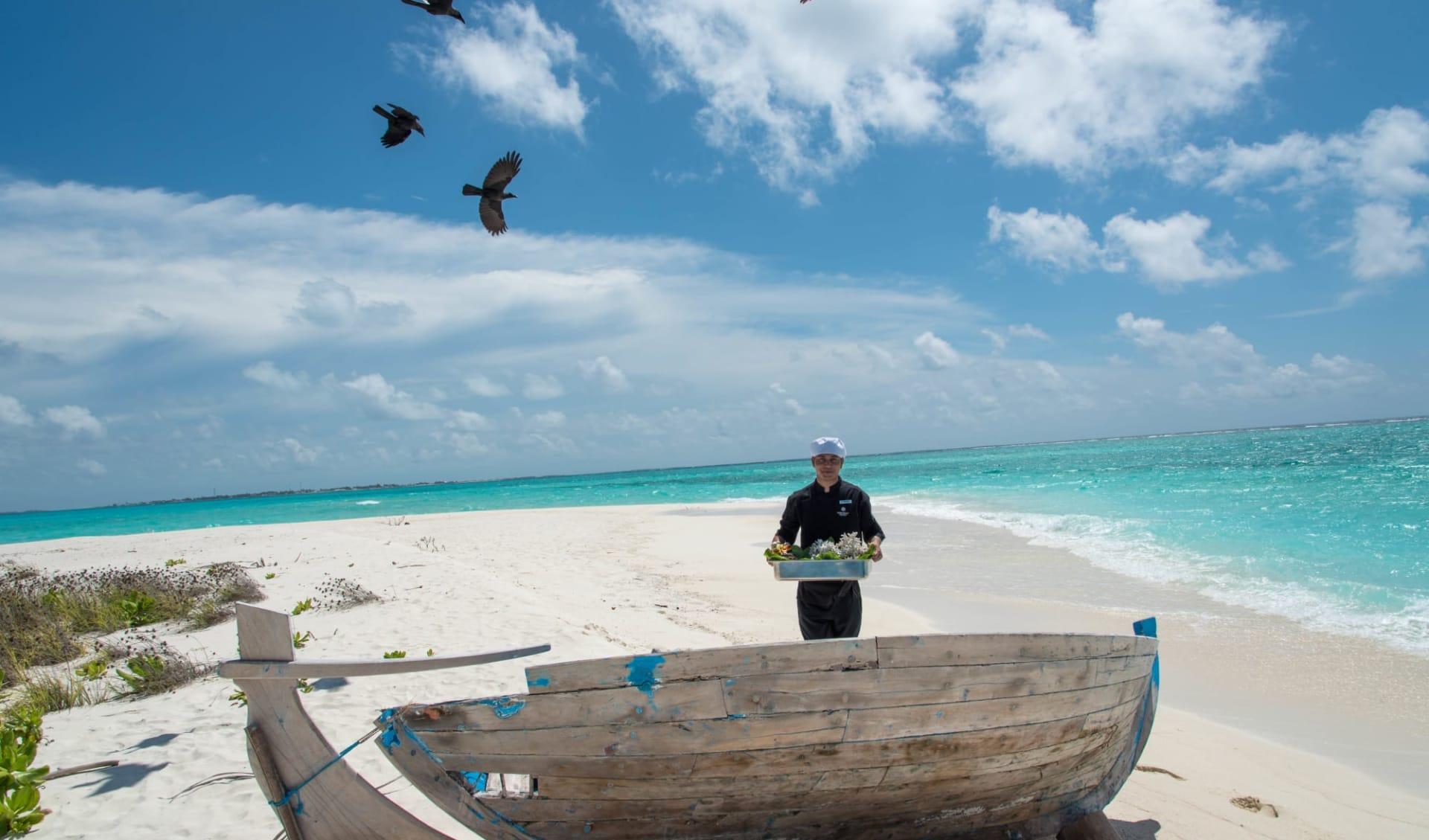 Hideaway Beach Resort & Spa in Haa Alifu-Atoll: