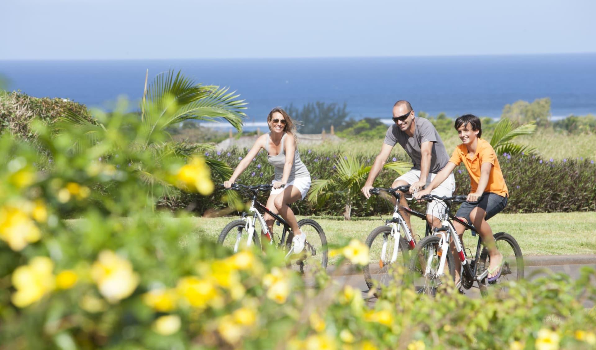 Pedaler a la Mauricienne ab Saint Antoine: activities:
