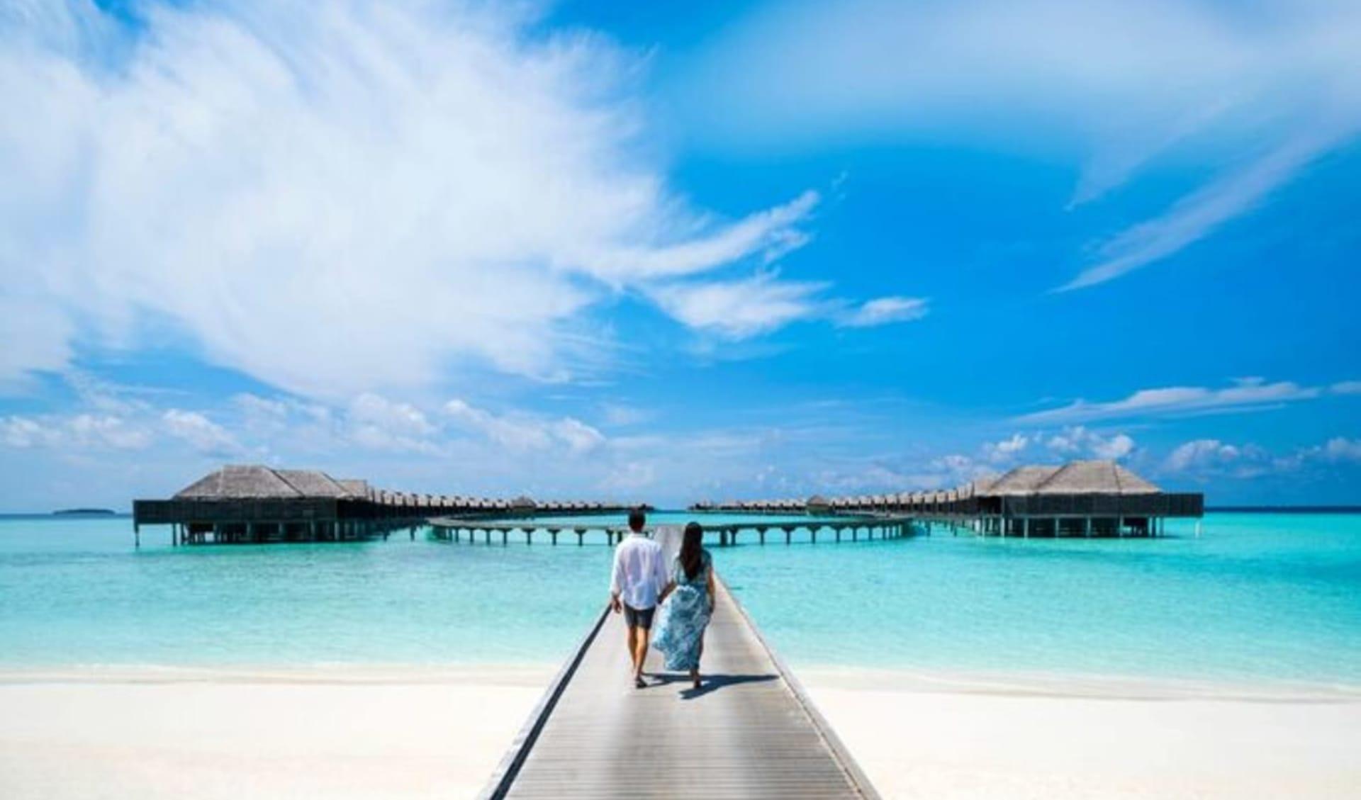 Anantara Kihavah Maldives Villas in Baa-Atoll: