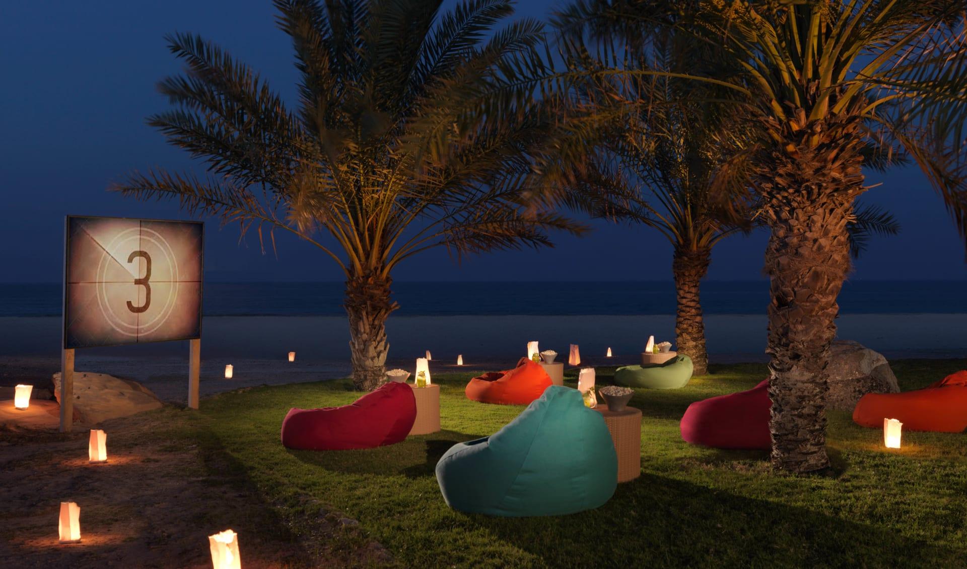 Anantara Al Yamm Villa Resort in Sir Bani Yas: