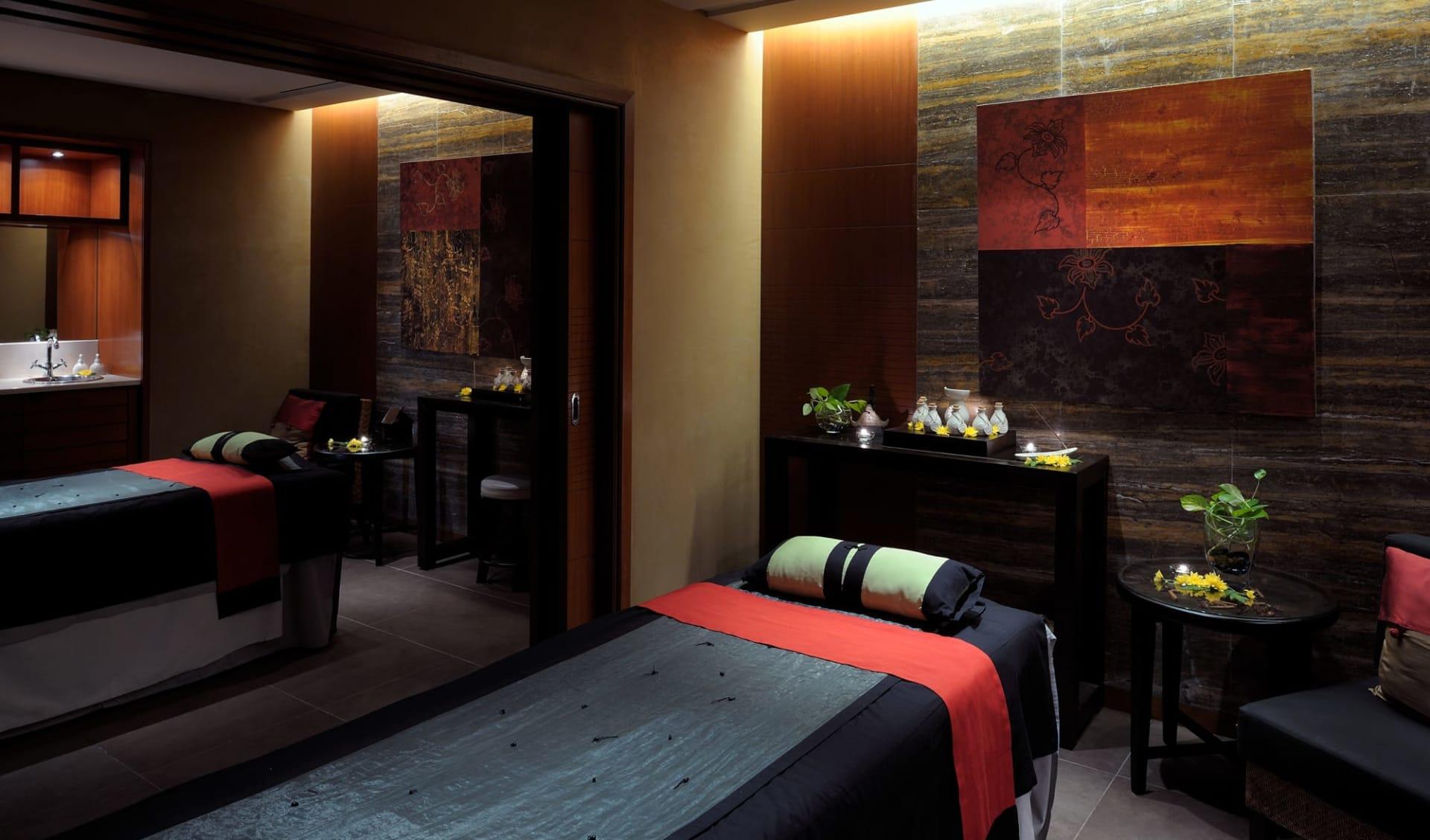 The Address Montgomerie Dubai: Address-Montgomerie-Angsana-Spa