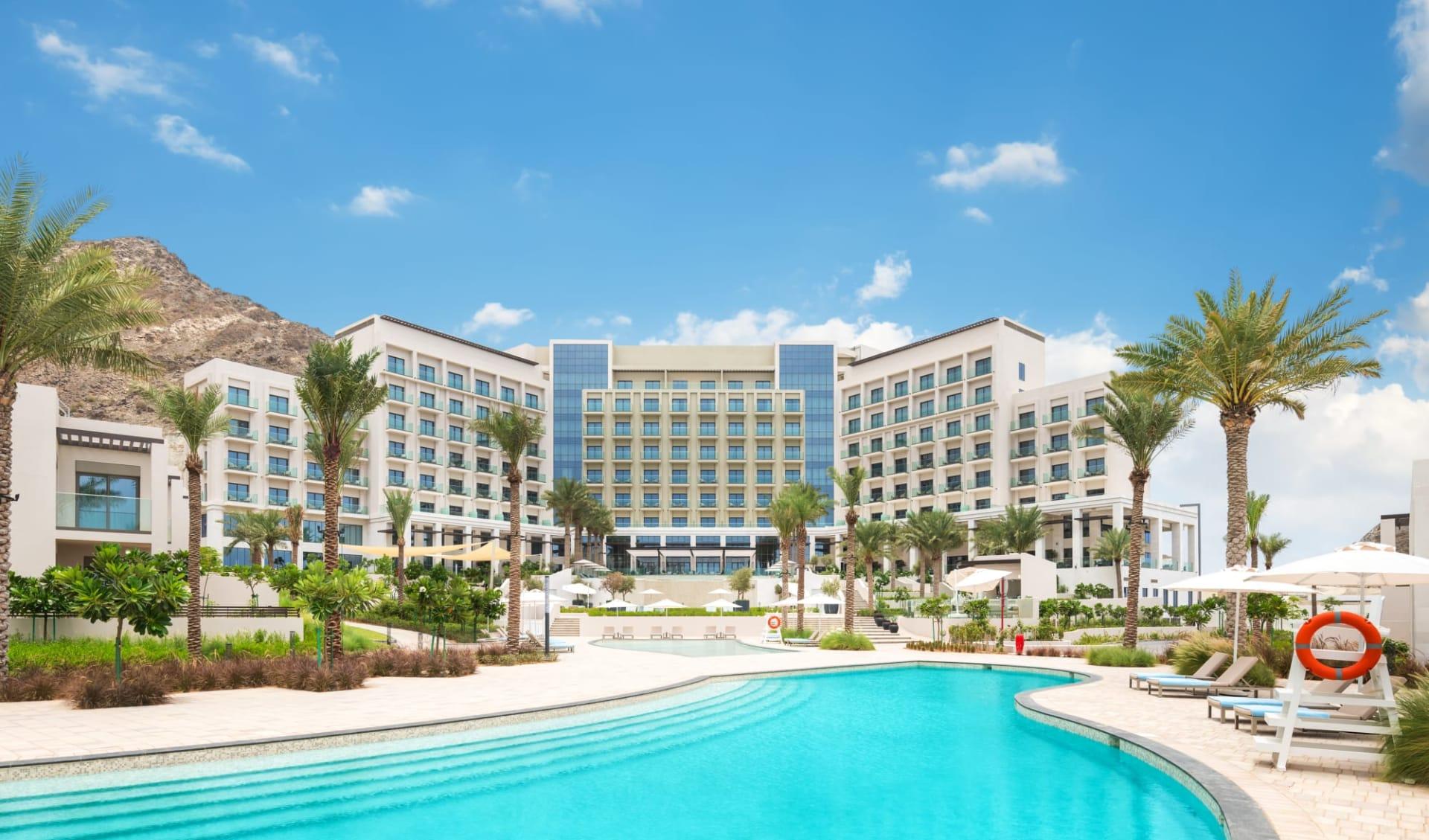 Address Fujairah Beach Resort: ADFUH 47