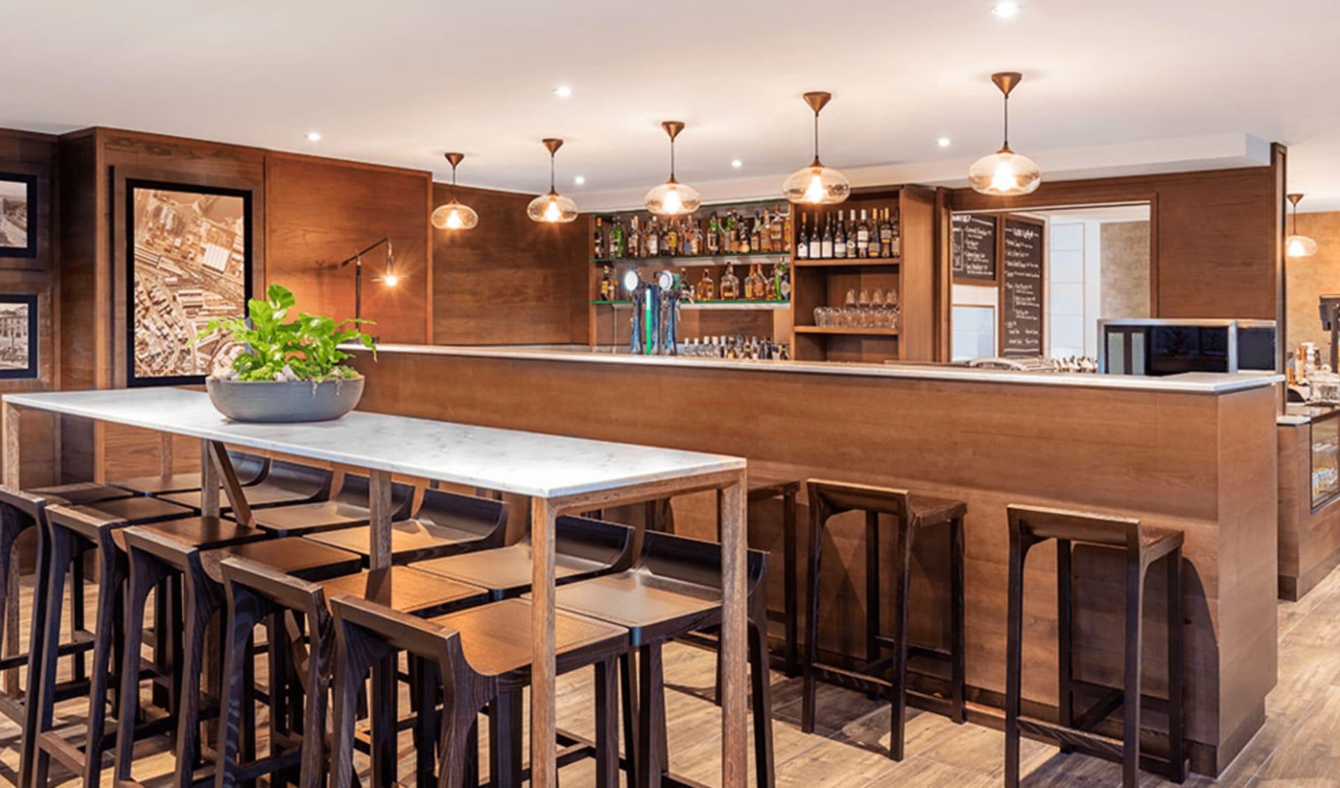 Adina Apartment Hotel Auckland: Adina Apart hotel Bar