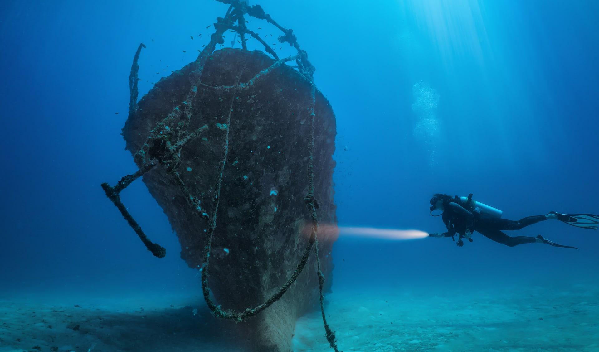 Schiffswrack, Madagaskar