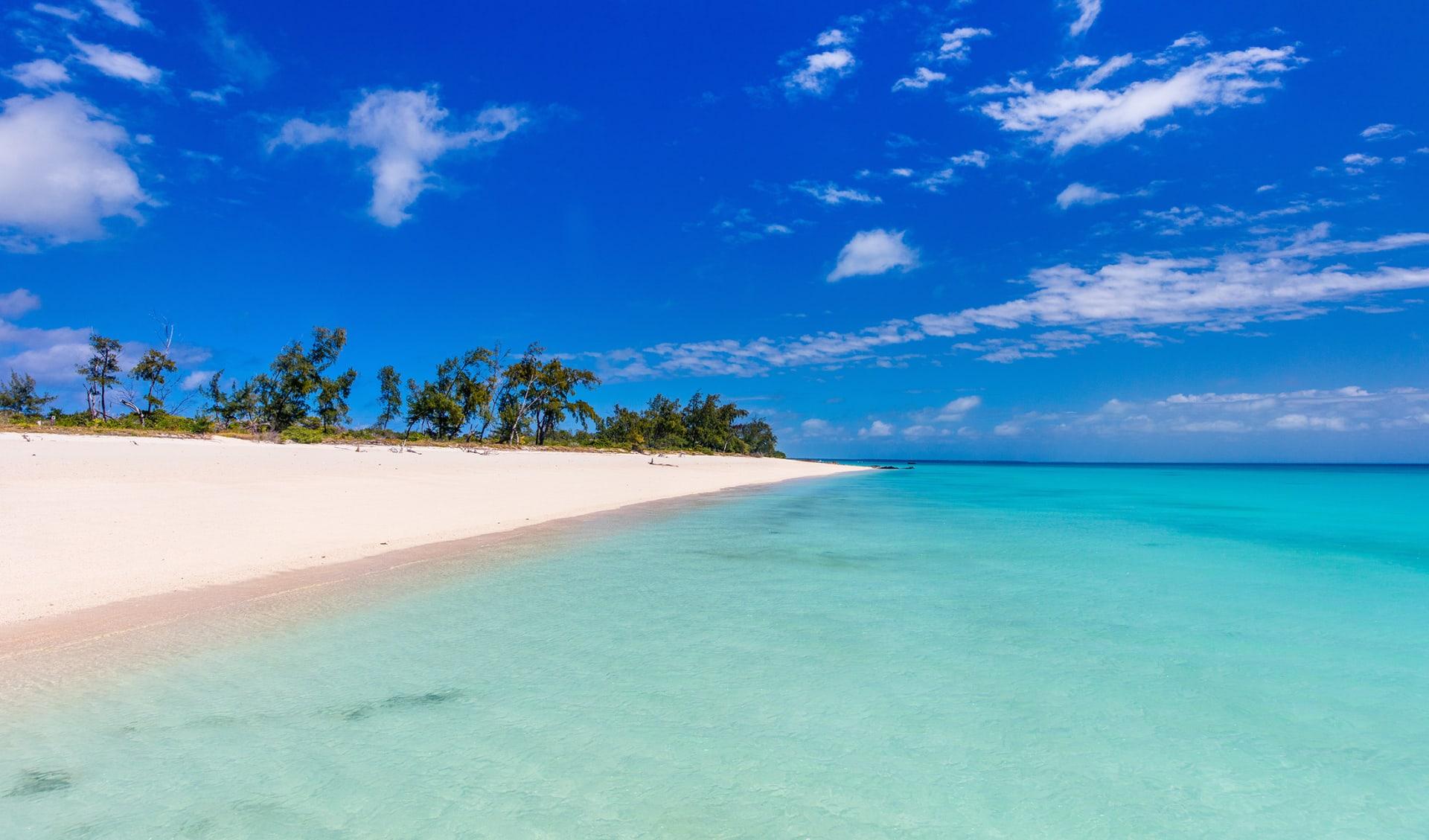 Strand, Mosambik