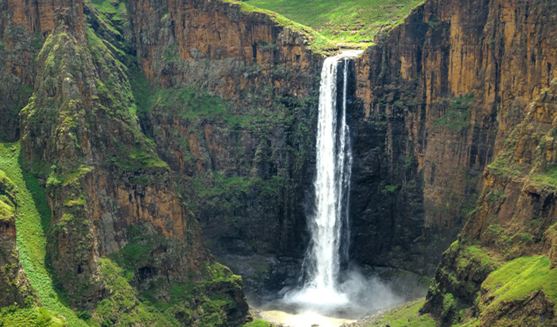 Lesotho, Südafrika