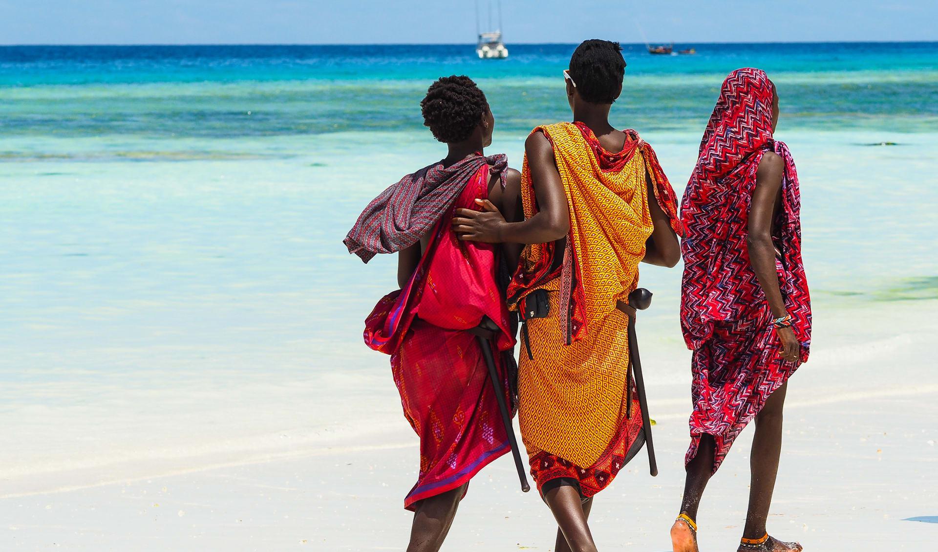 Nungwi Beach, Tansania/Sansibar