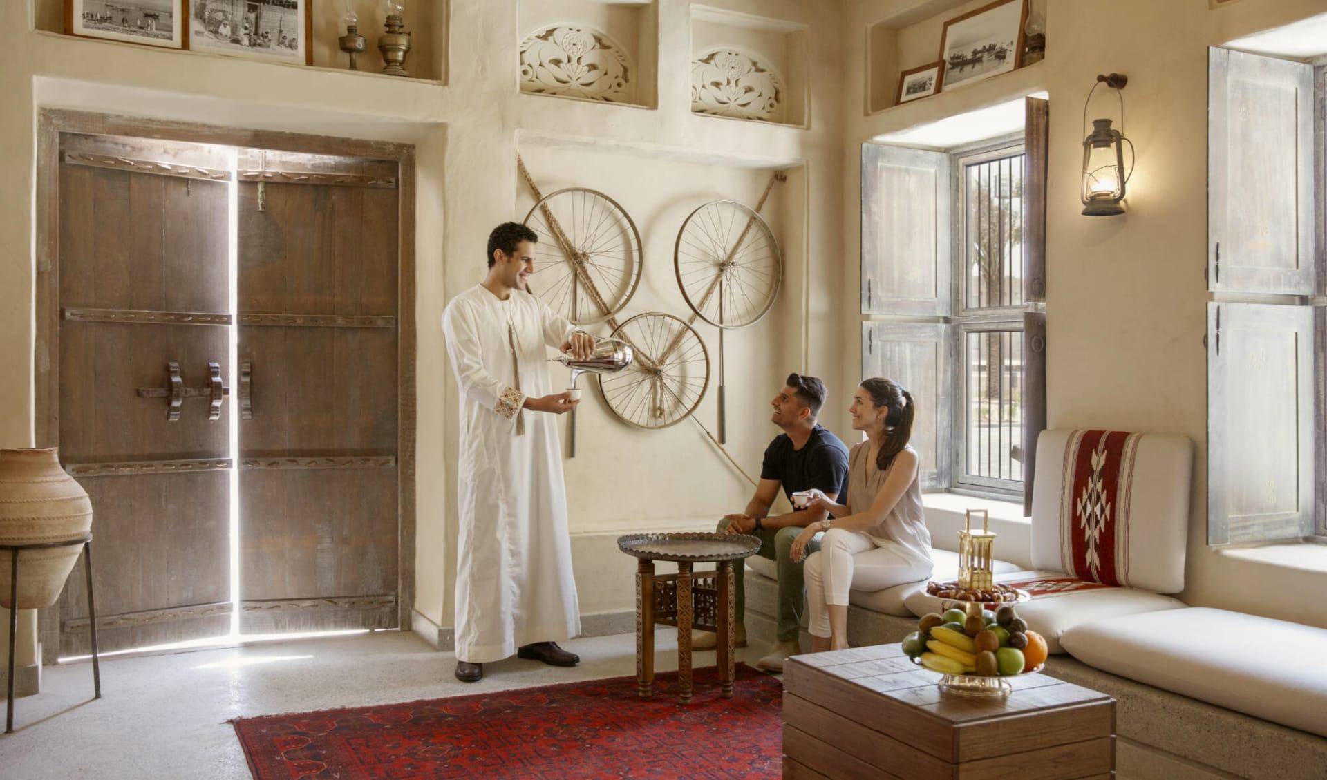 Al Seef Heritage Hotel, Curio Collection by Hilton in Dubai: Al Seef Hotel by Jumeirah - Lobby (1)