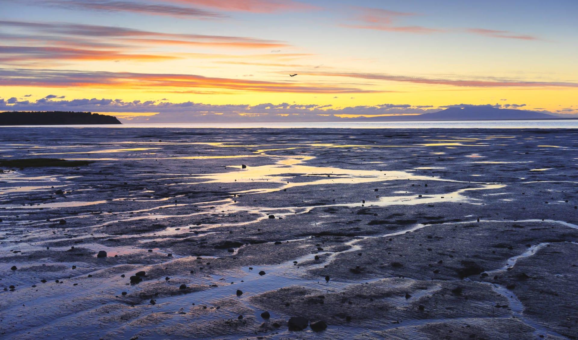 Zauberhaftes Alaska & Yukon ab Anchorage: Alaska - Anchorage - Seashore