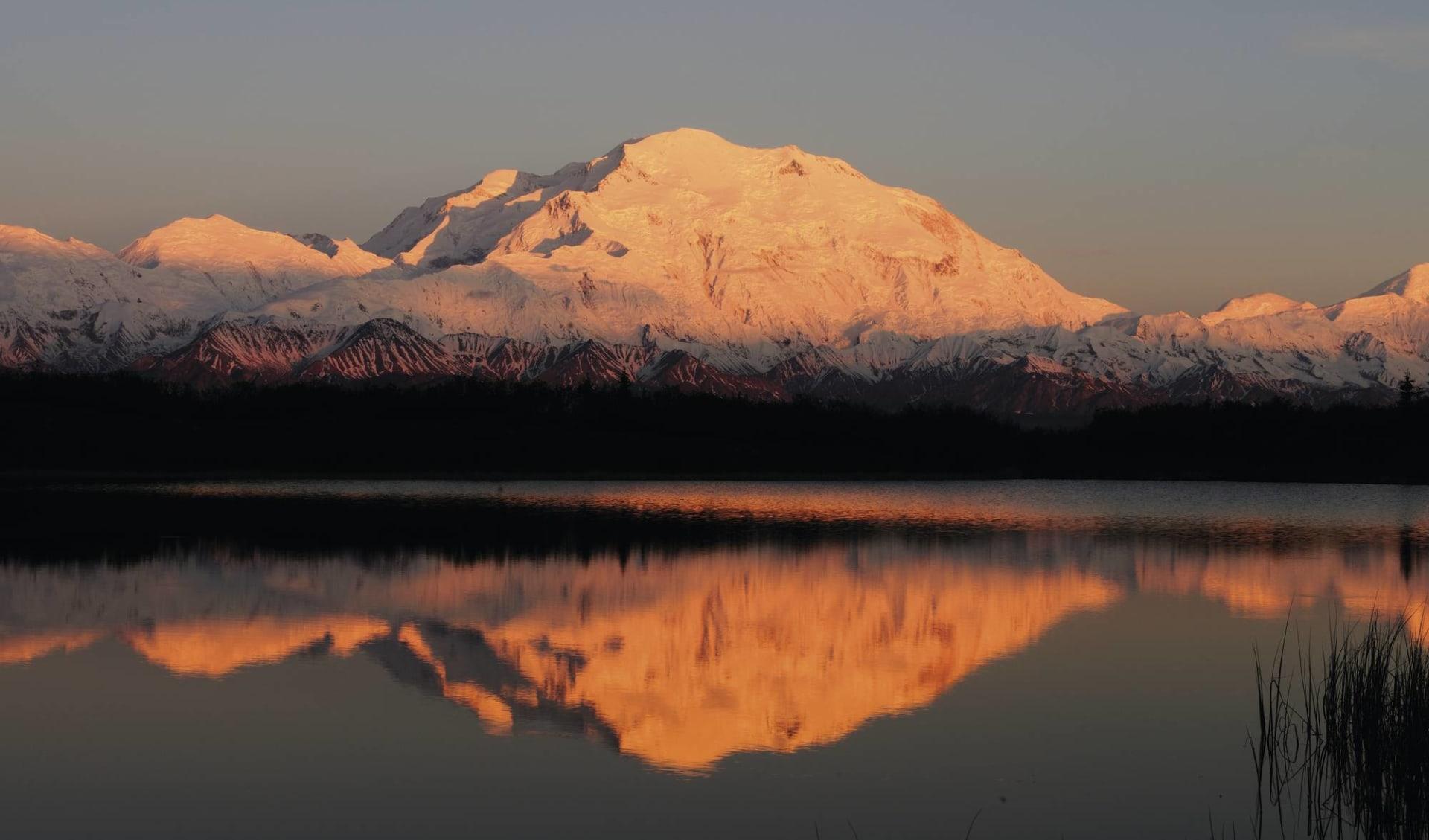 Spirit of the North ab Anchorage: Alaska - Denali Nationalpark - Berg Mount Denali