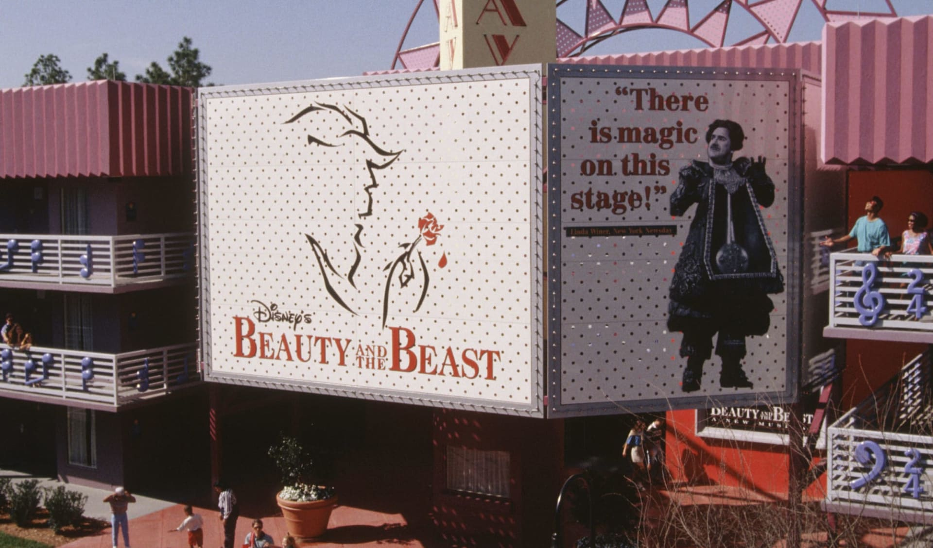 Disney's All Star Music Resort in Lake Buena Vista: All Star Music_Disney_Orlando - Broadway