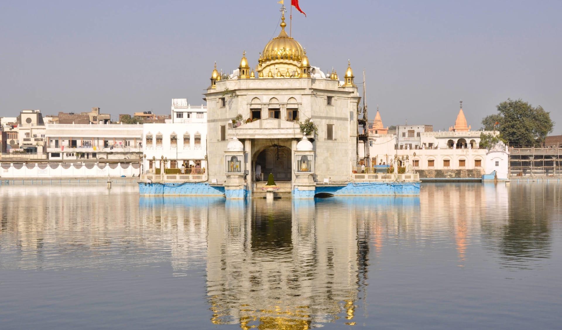 Himachal Pradesh & Ladakh ab Delhi: Amritsar: Golden Temple