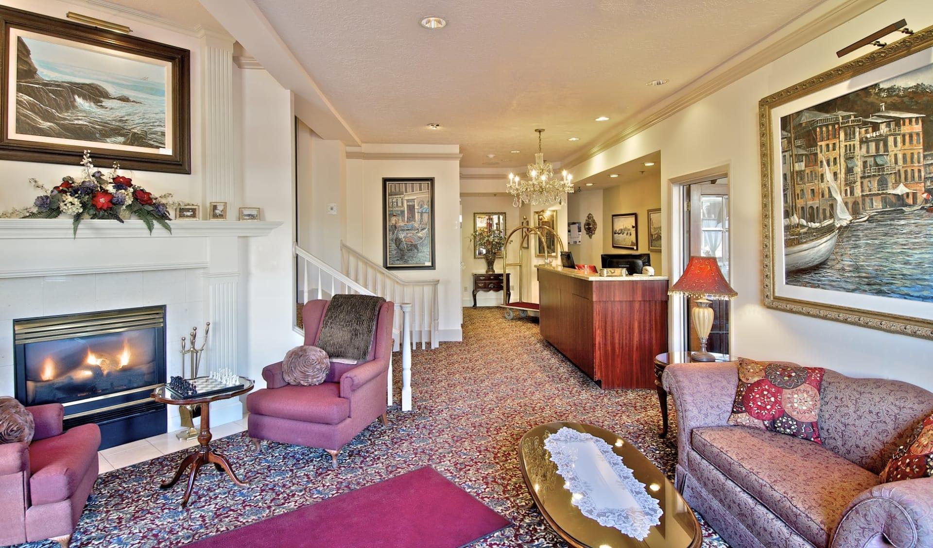 Historic Anchorage Hotel: Anchorage Hotel 180