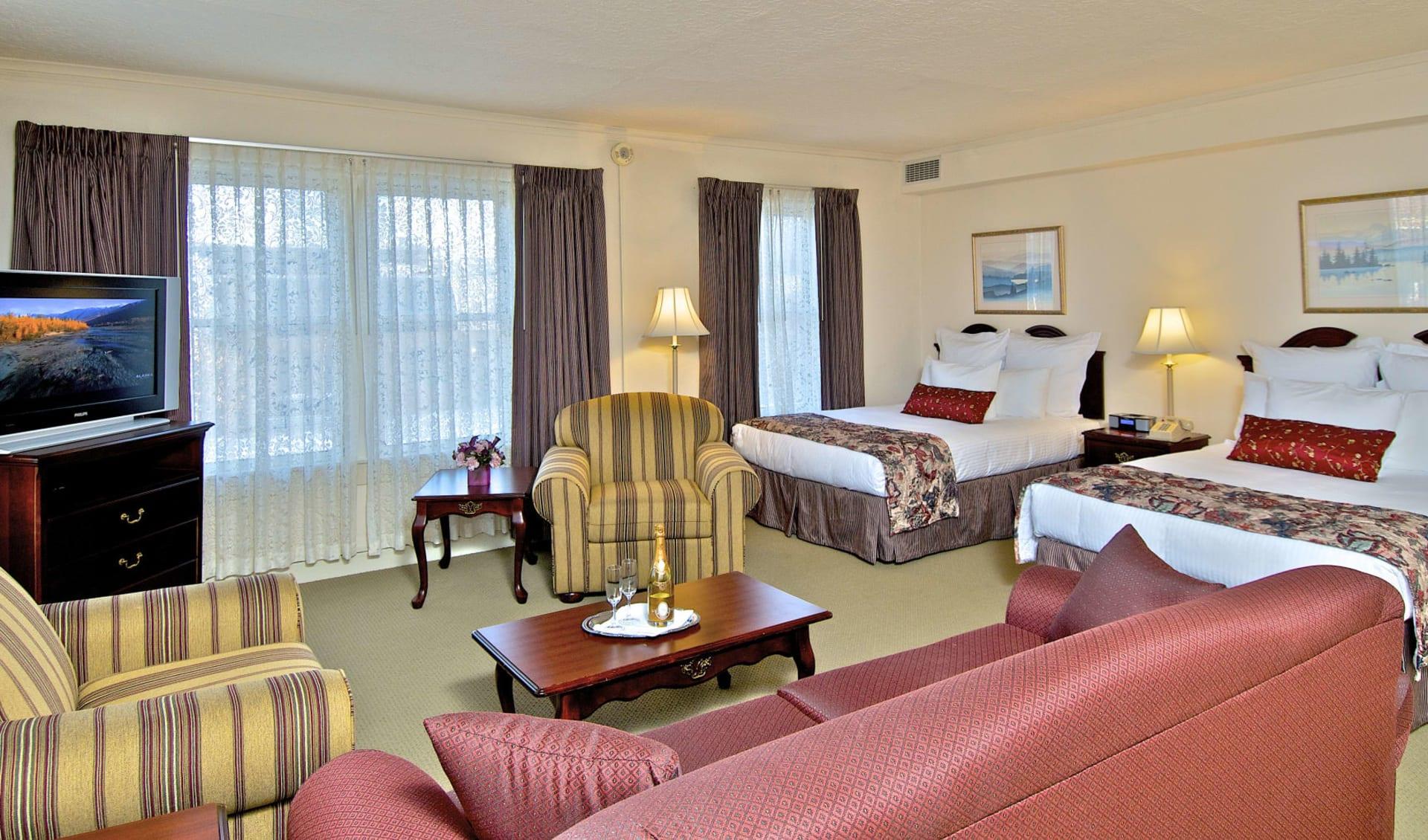 Historic Anchorage Hotel: Anchorage Hotel 246