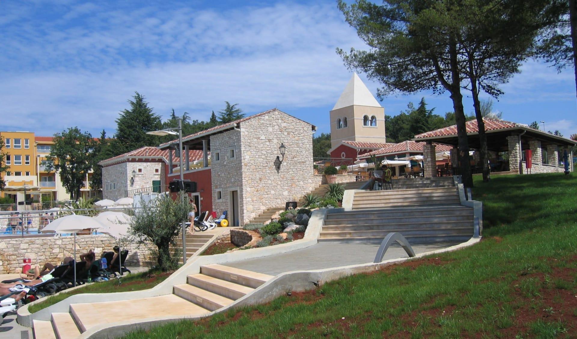 Umag - Hotel Sol Garden Istra: Anlage